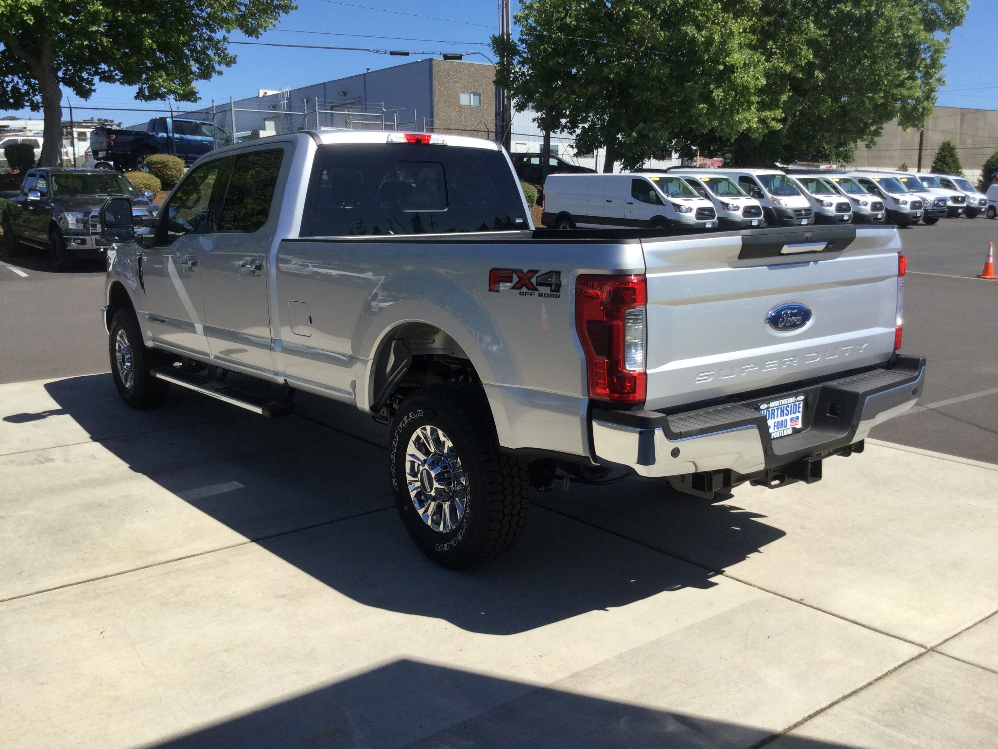 2018 F-350 Crew Cab 4x4,  Pickup #83685 - photo 2