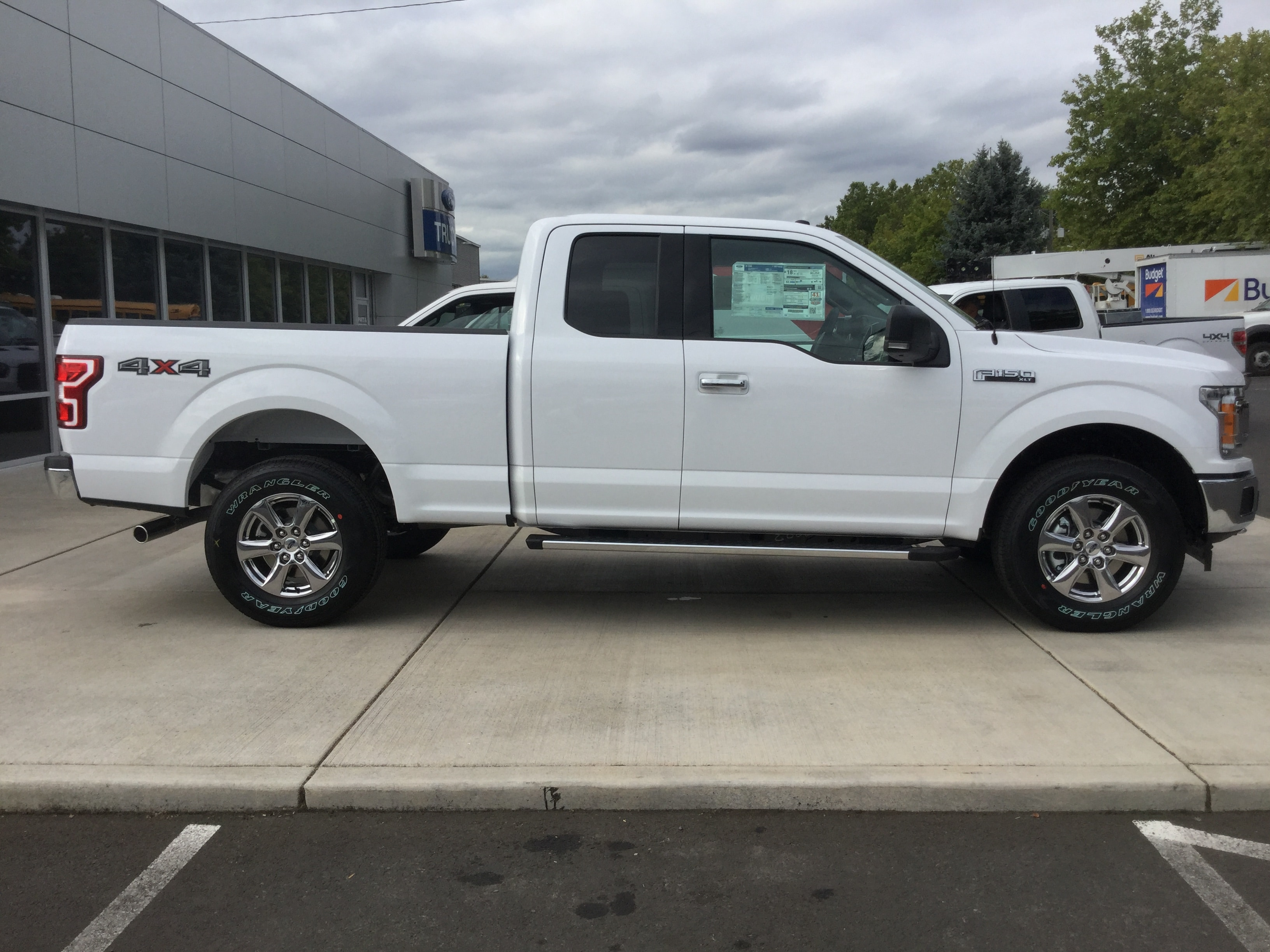 2018 F-150 Super Cab 4x4,  Pickup #83705 - photo 5