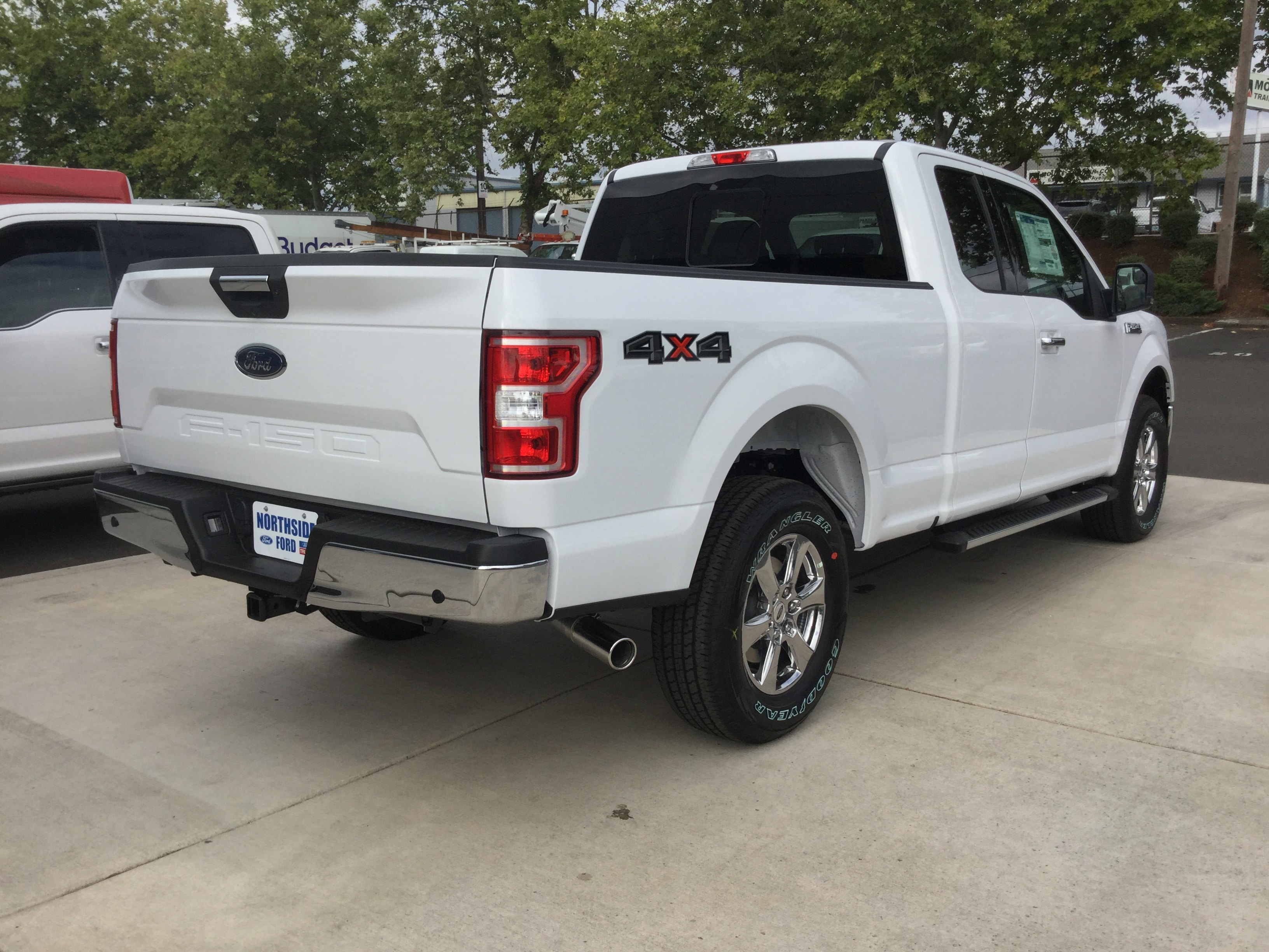 2018 F-150 Super Cab 4x4,  Pickup #83705 - photo 6
