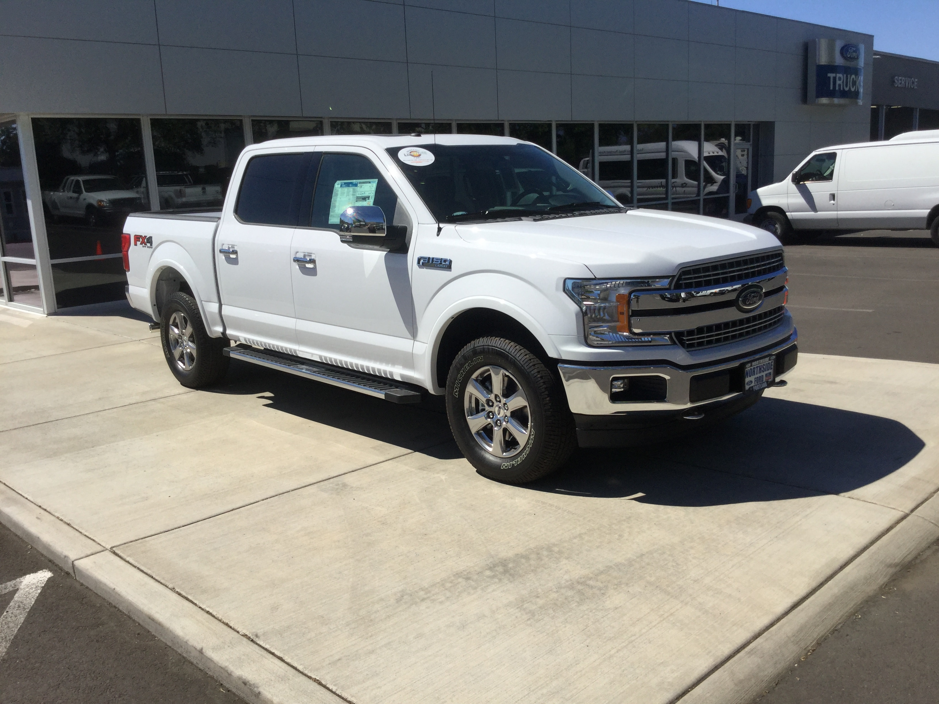 2018 F-150 SuperCrew Cab 4x4,  Pickup #83711 - photo 3