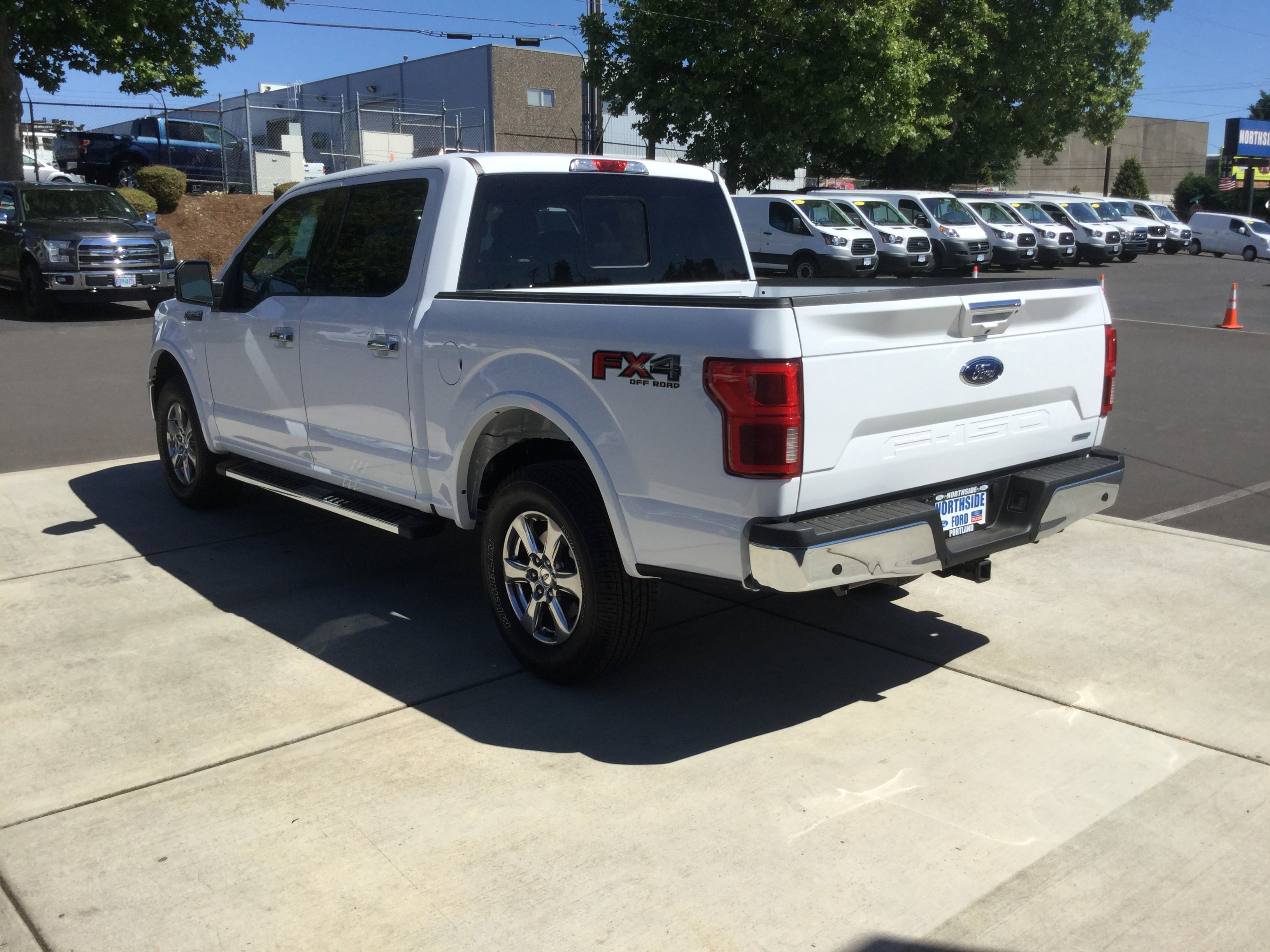 2018 F-150 SuperCrew Cab 4x4,  Pickup #83711 - photo 2