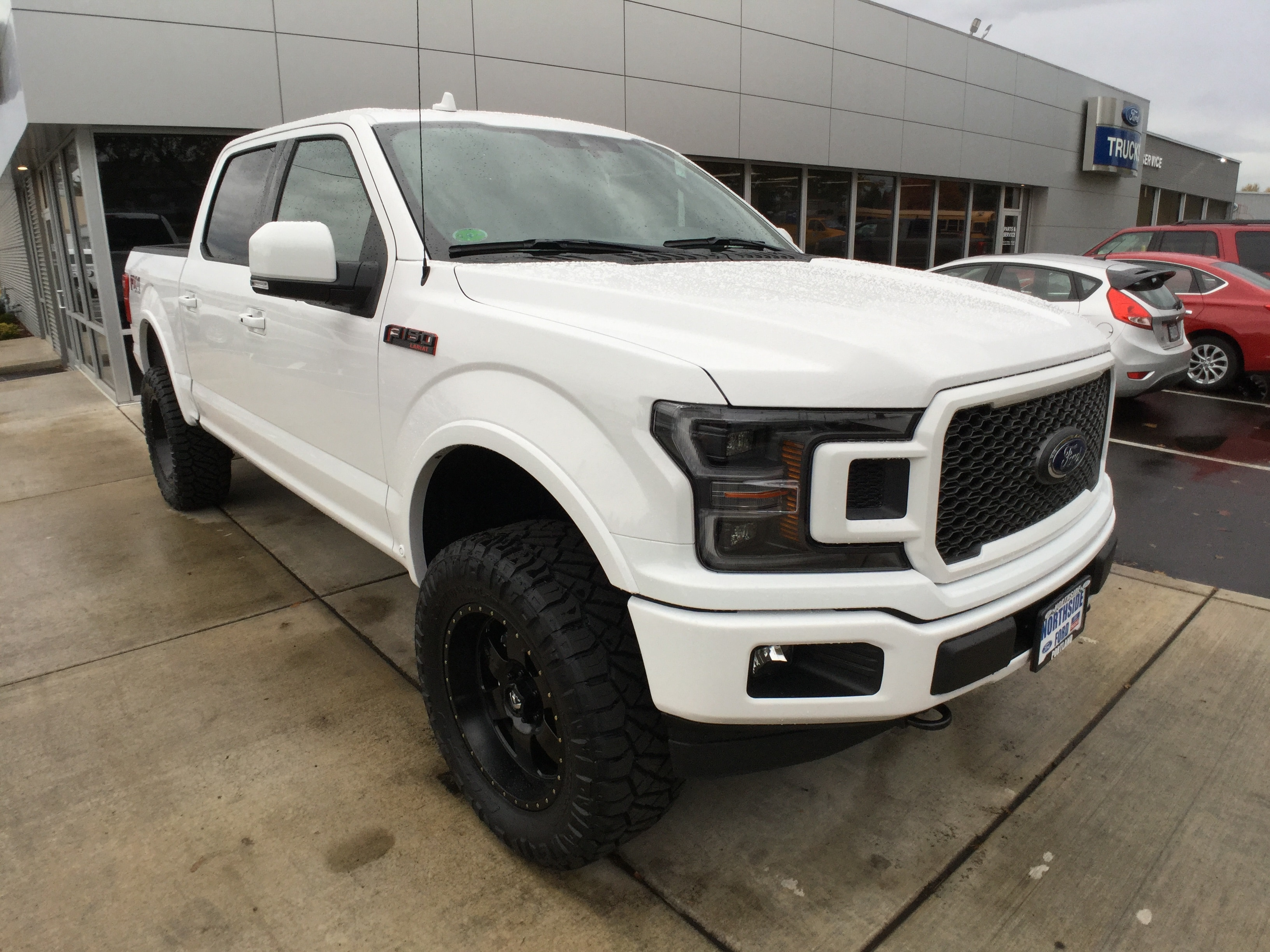 2018 F-150 SuperCrew Cab 4x4,  Pickup #83727 - photo 3