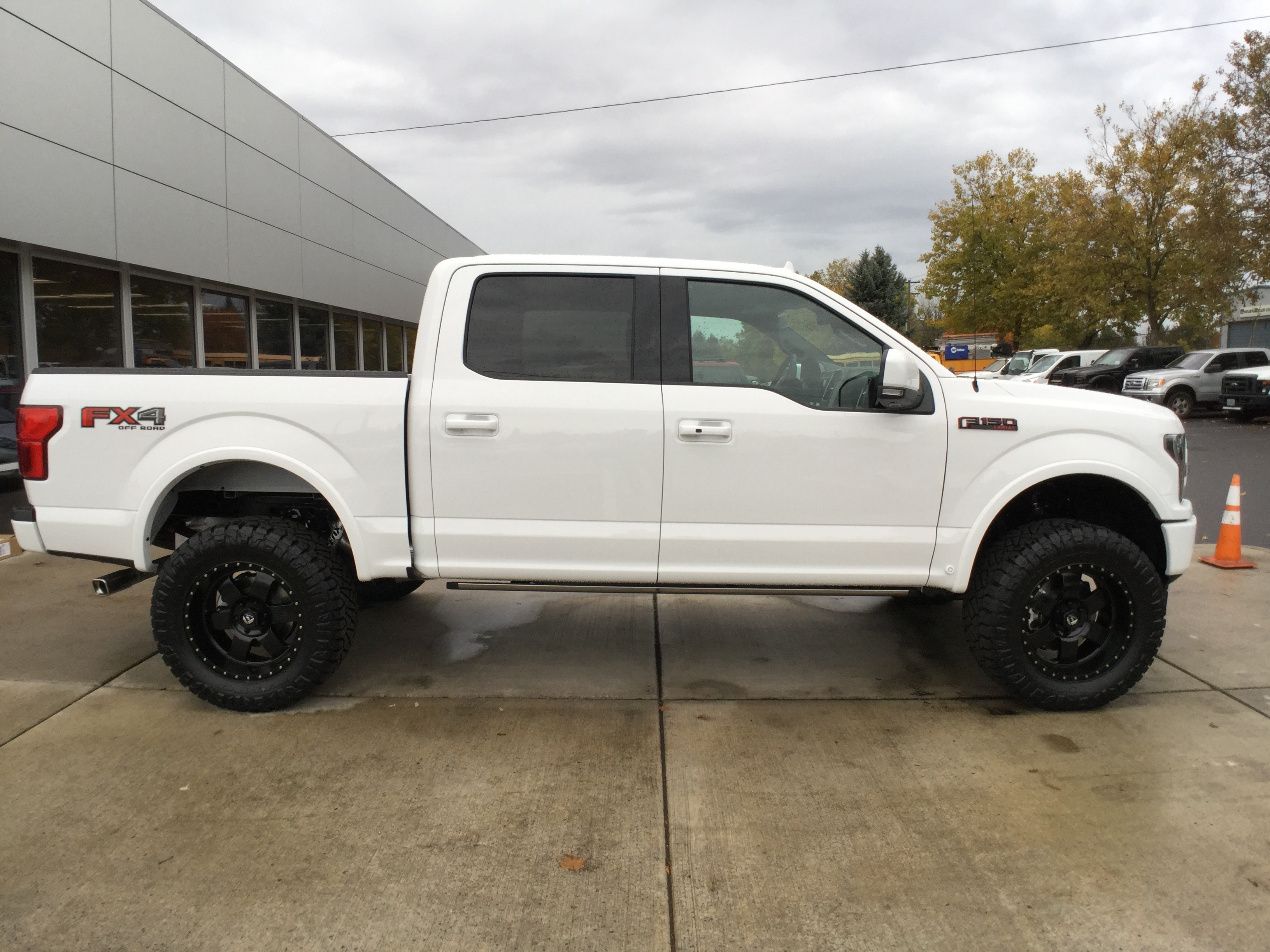 2018 F-150 SuperCrew Cab 4x4,  Pickup #83727 - photo 4