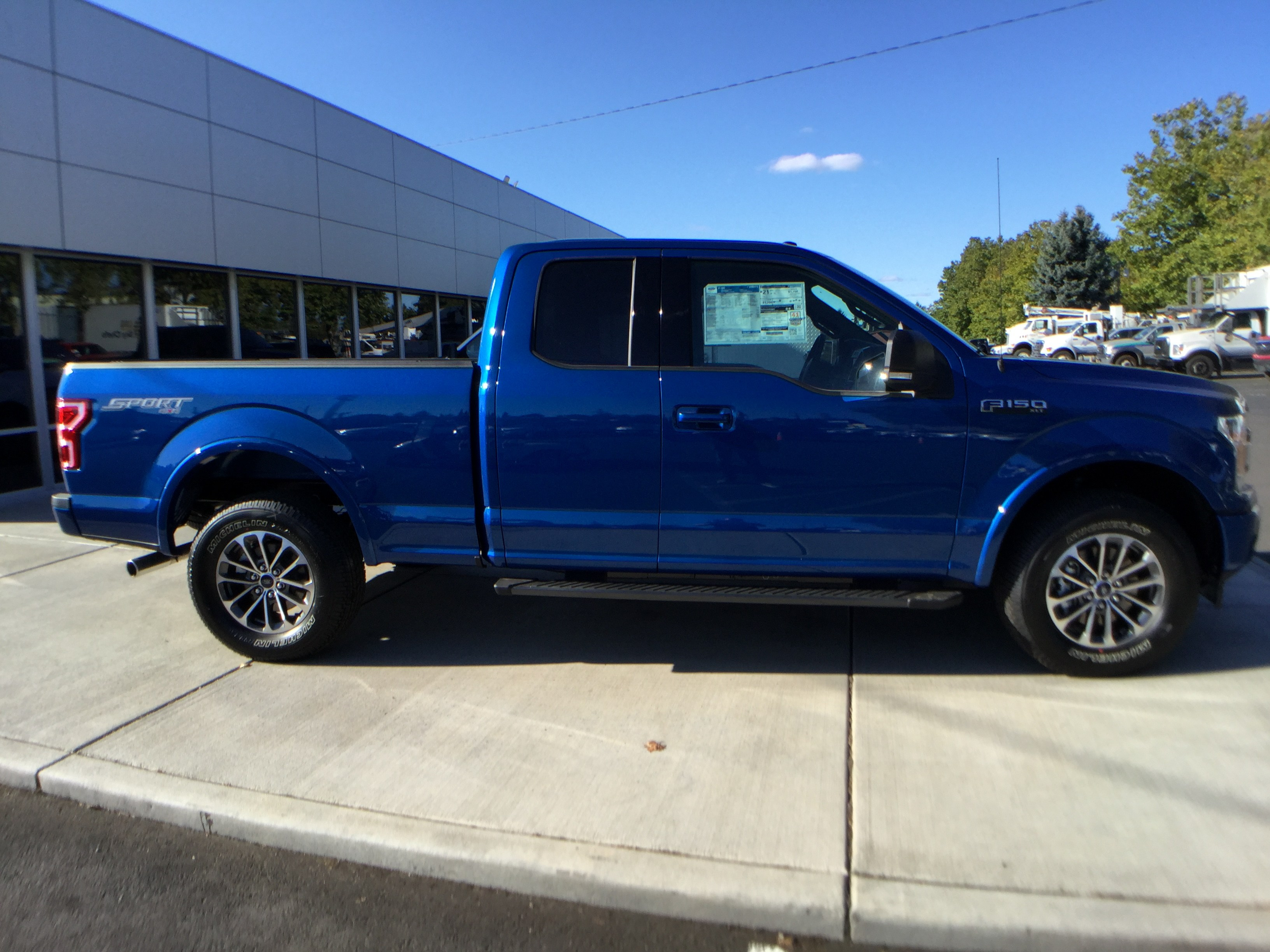 2018 F-150 Super Cab 4x4,  Pickup #83750 - photo 5