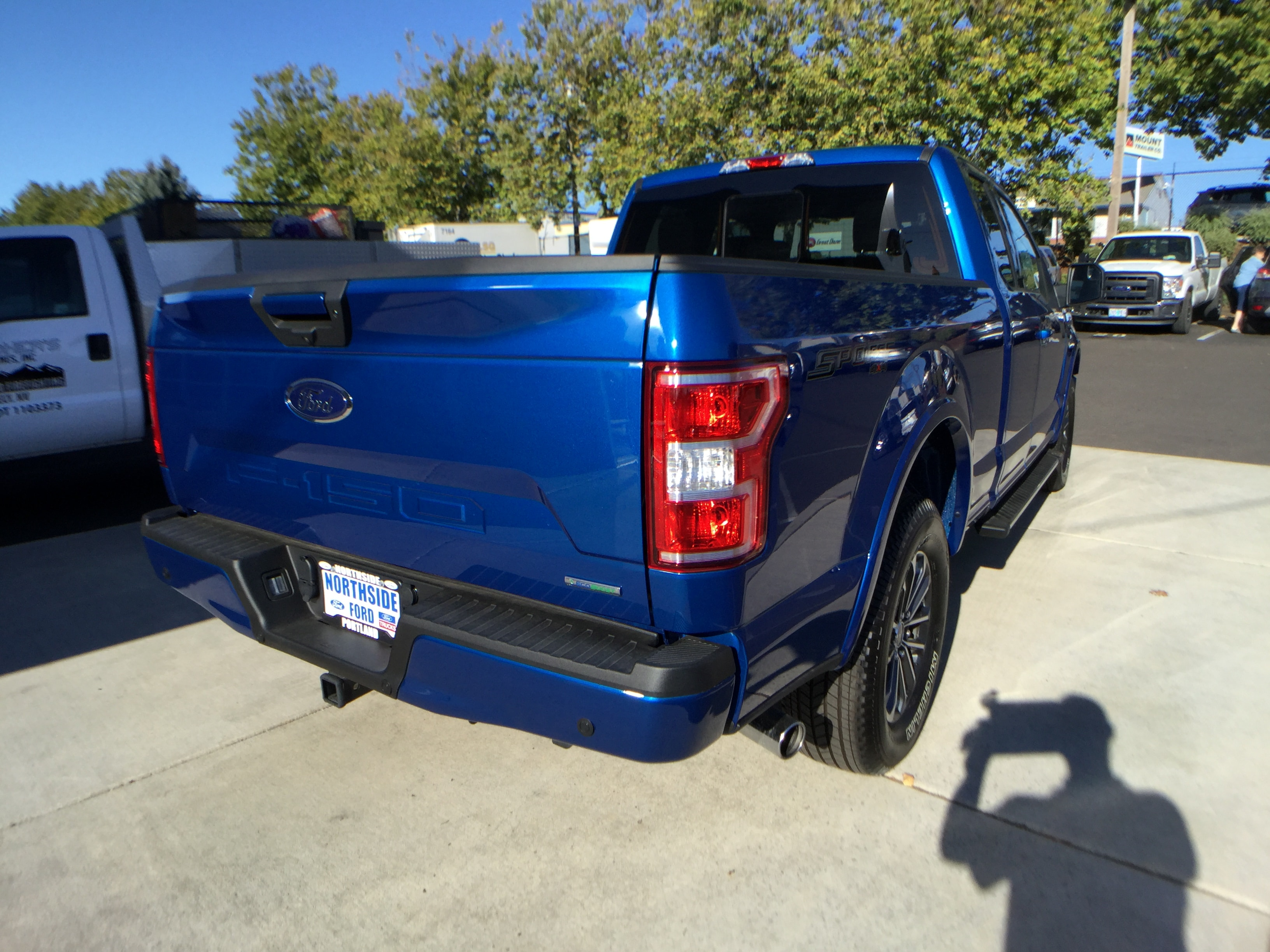 2018 F-150 Super Cab 4x4,  Pickup #83750 - photo 6