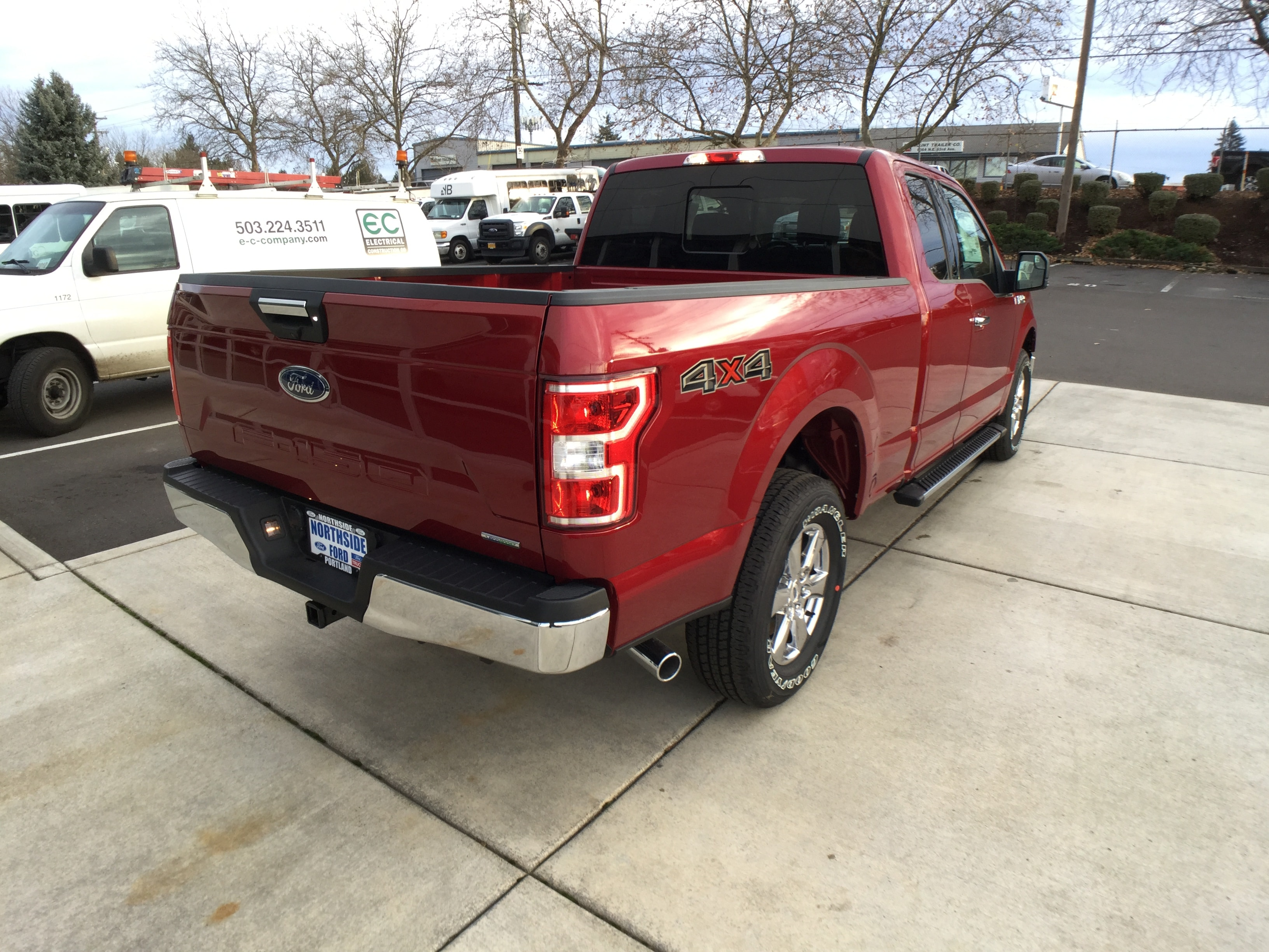 2018 F-150 Super Cab 4x4,  Pickup #83762 - photo 3