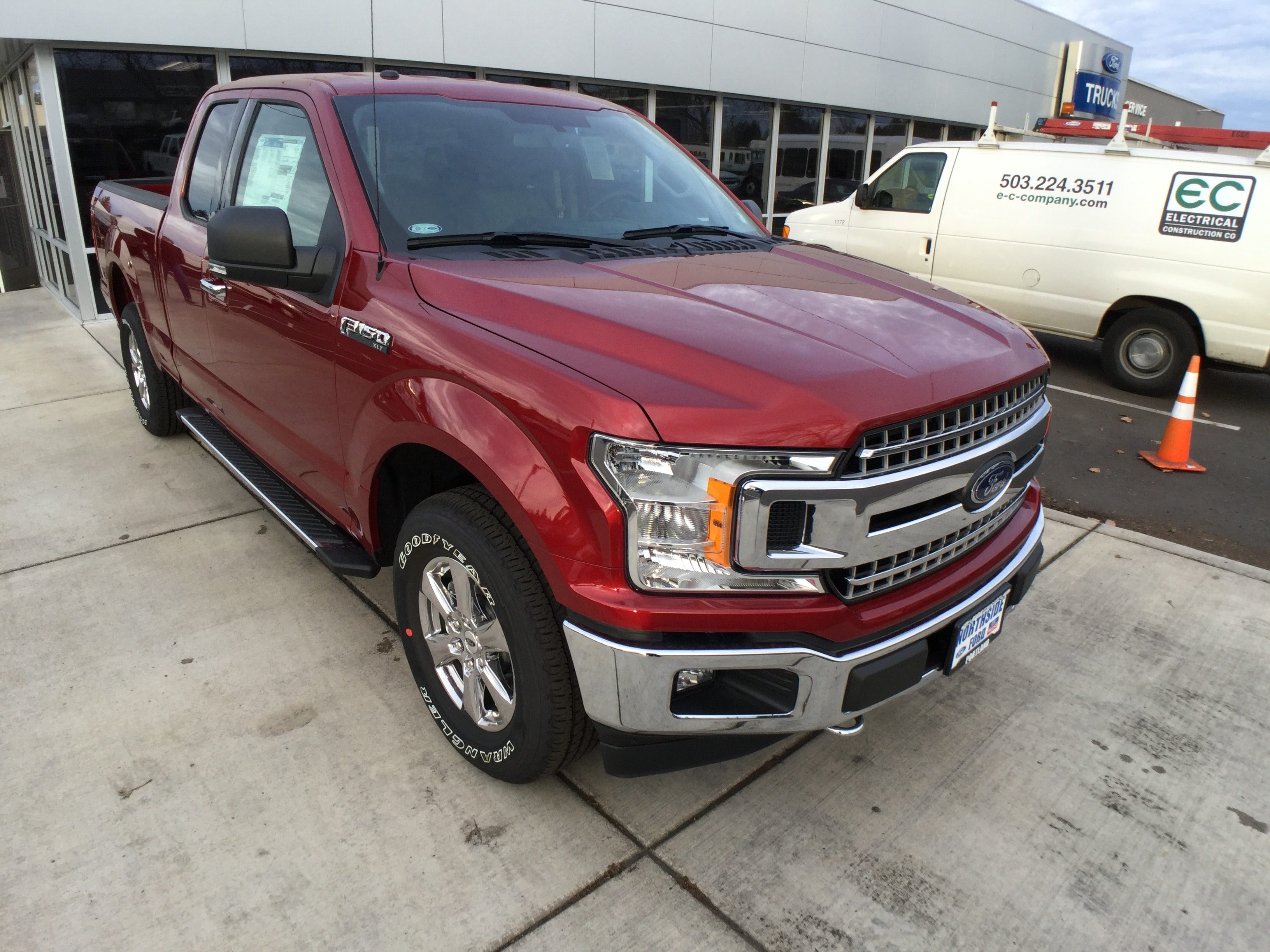2018 F-150 Super Cab 4x4,  Pickup #83762 - photo 4
