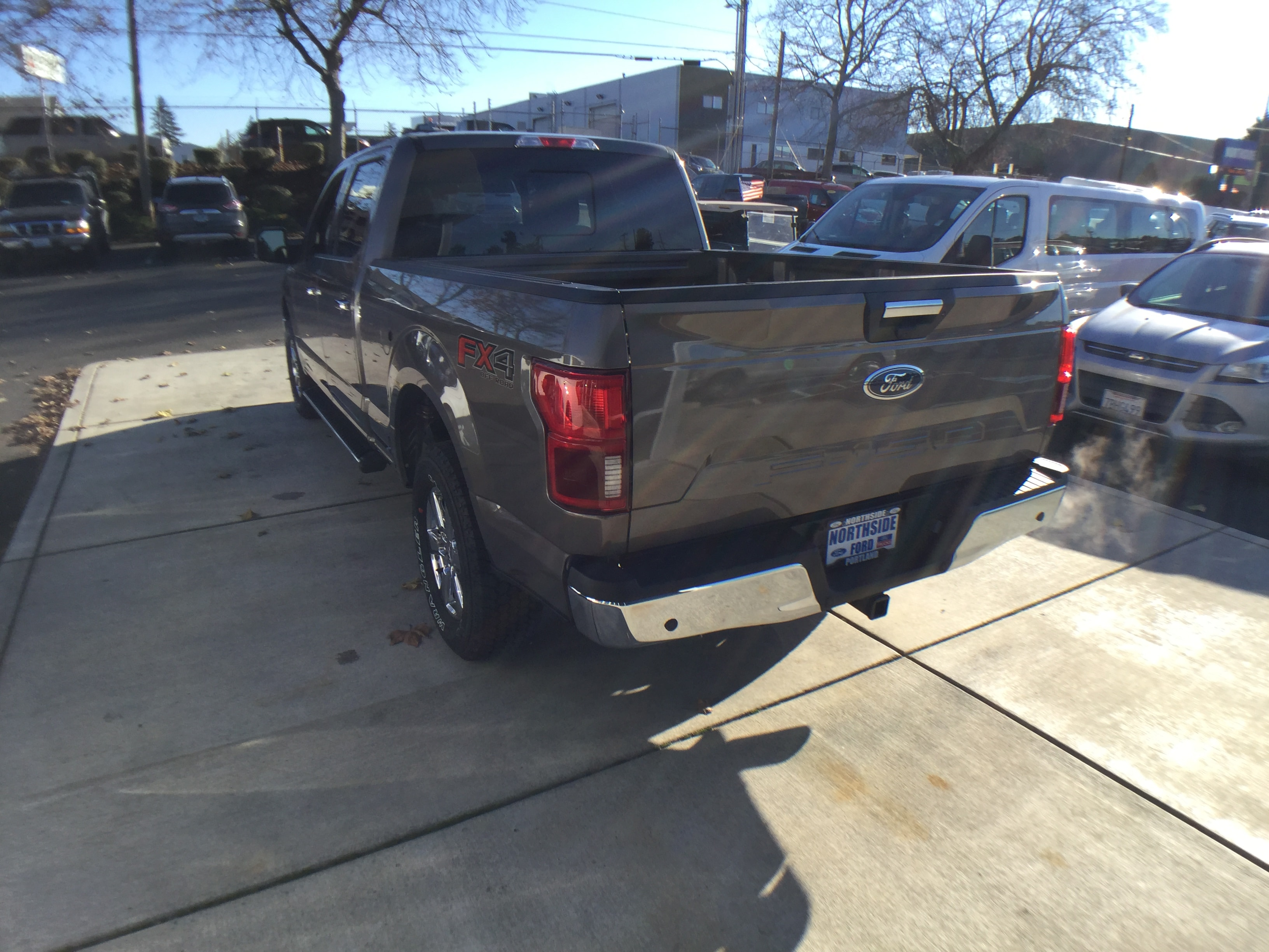 2018 F-150 SuperCrew Cab 4x4,  Pickup #83763 - photo 2