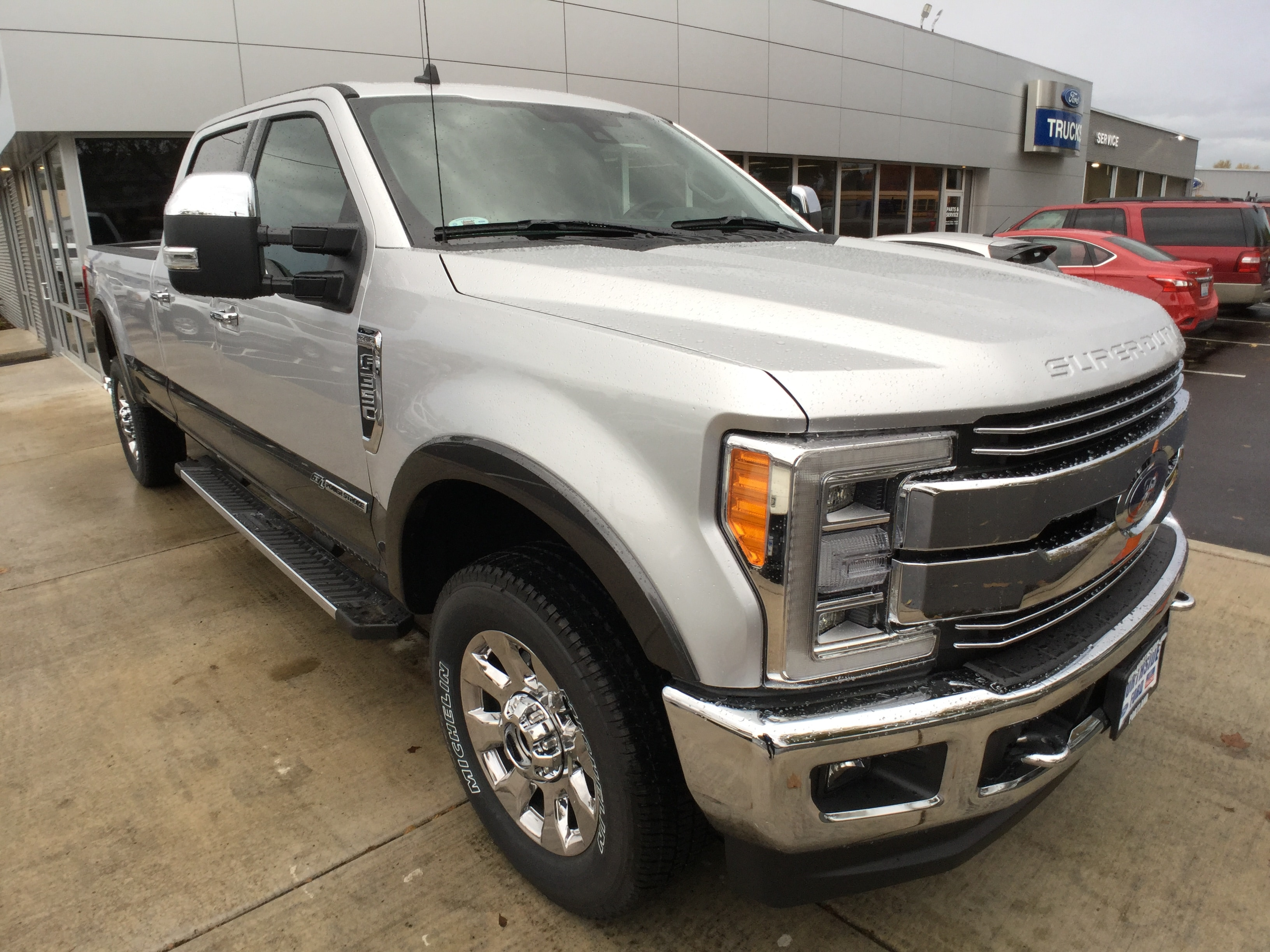 2019 F-350 Crew Cab 4x4,  Pickup #93734 - photo 3