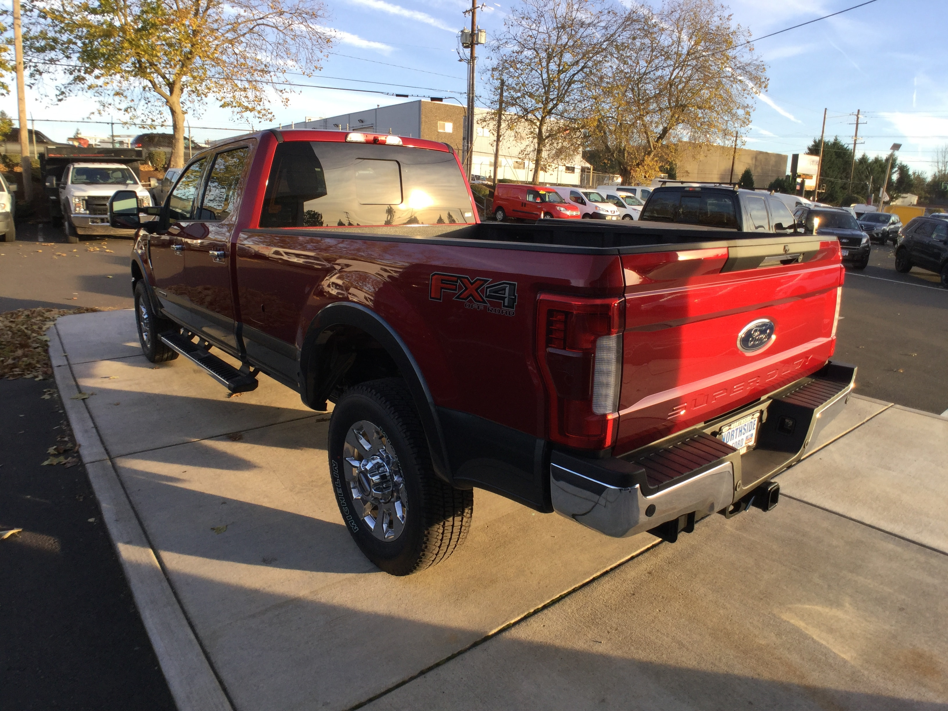 2019 F-350 Crew Cab 4x4,  Pickup #93826 - photo 2