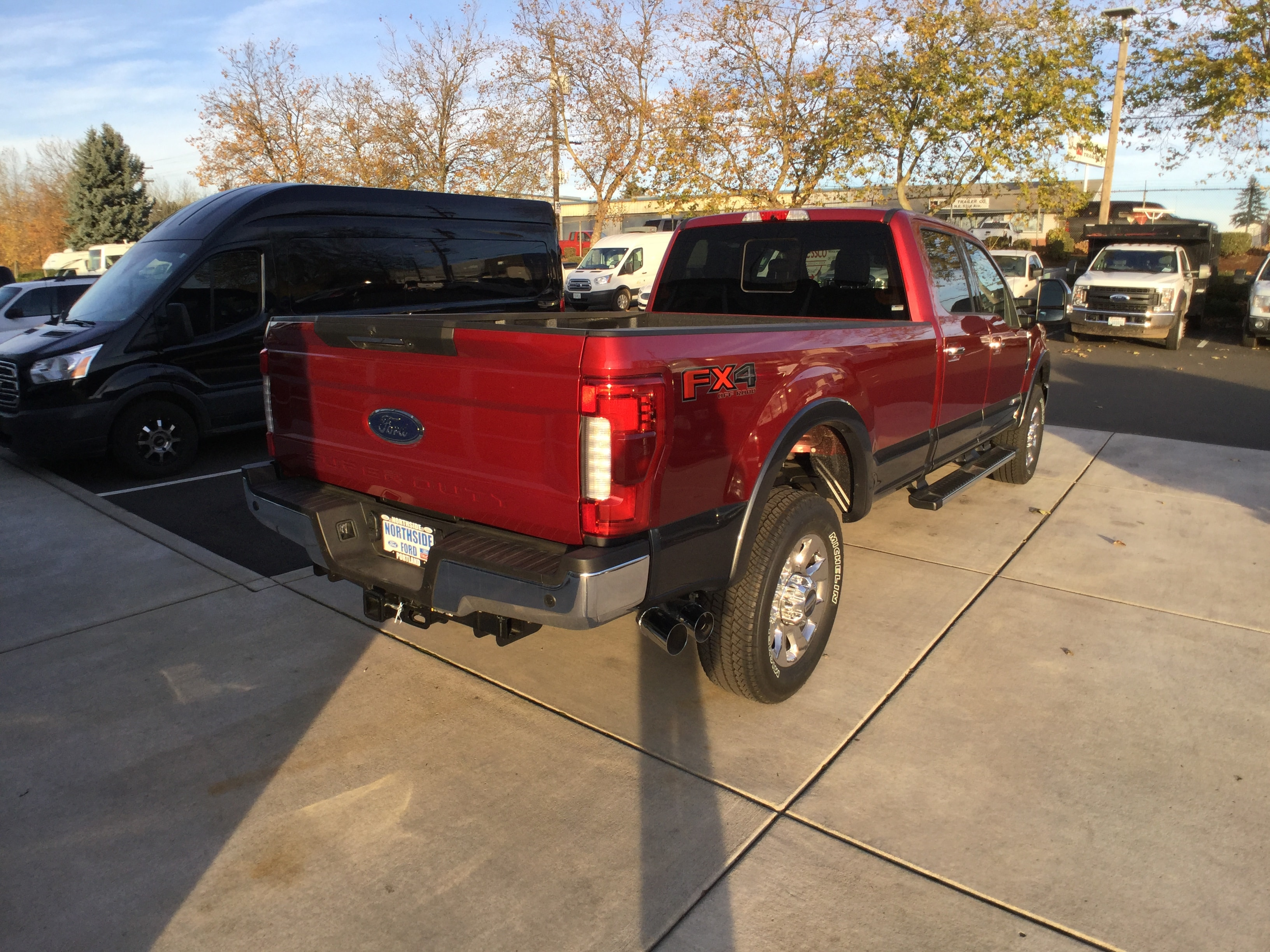2019 F-350 Crew Cab 4x4,  Pickup #93826 - photo 3