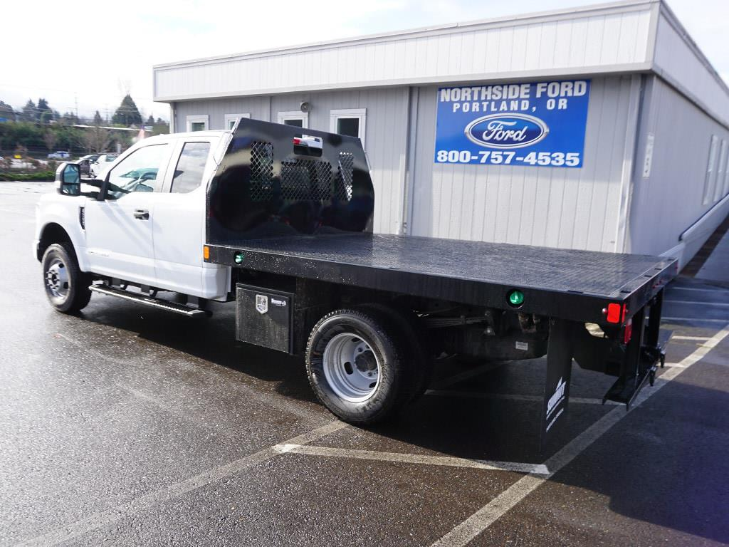 2020 Ford F-350 Super Cab DRW AWD, Summit Platform Body #C07202 - photo 1
