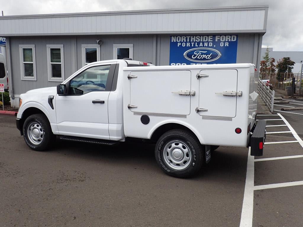 2021 Ford F-150 Regular Cab 4x4, Delivery Concepts Refrigerated Body #C17357 - photo 1
