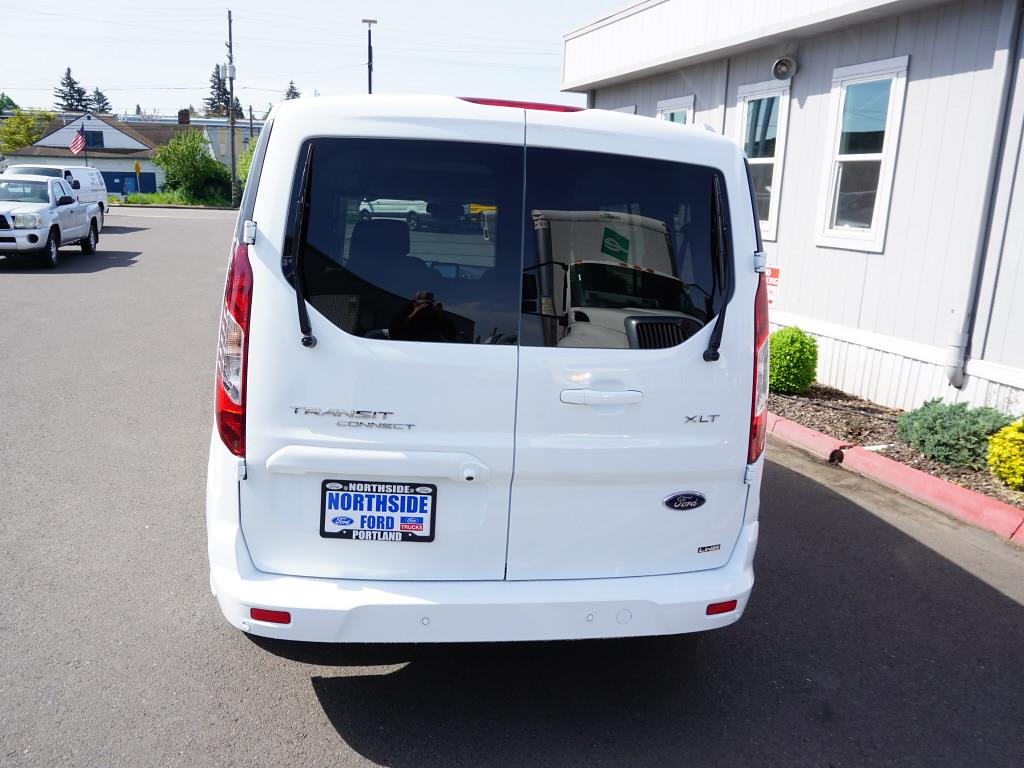 2021 Ford Transit Connect FWD, Passenger Wagon #C17773 - photo 3