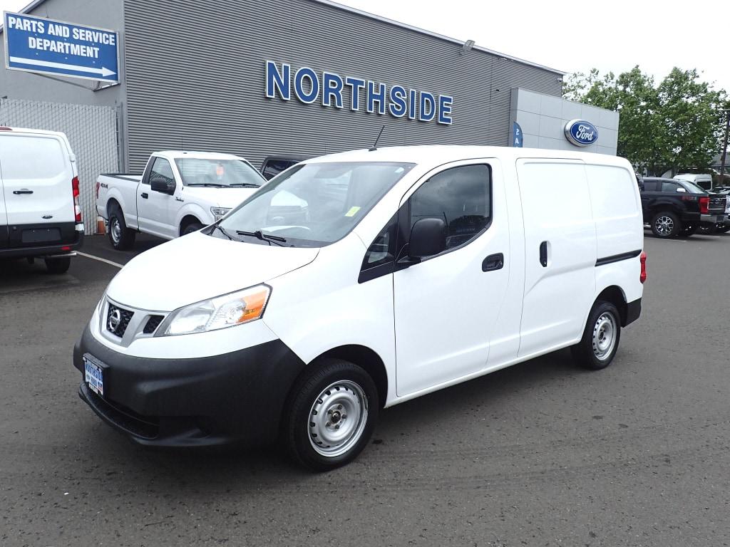 2017 Nissan NV200 4x2, Upfitted Cargo Van #C3484 - photo 1