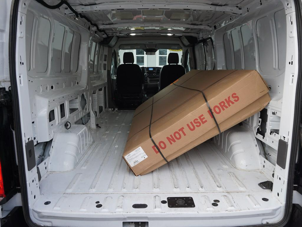 2020 Ford Transit 250 Low Roof 4x2, Empty Cargo Van #C3537 - photo 1