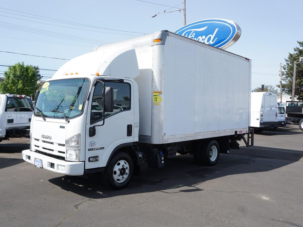2015 Isuzu NPR-HD Regular Cab 4x2, Dry Freight #C3553 - photo 1