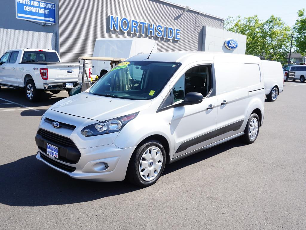 2015 Ford Transit Connect FWD, Upfitted Cargo Van #C3556 - photo 1