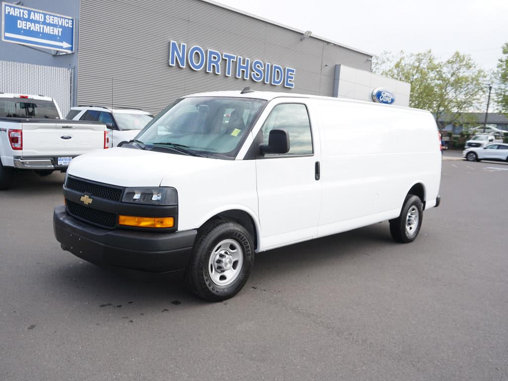 2020 Chevrolet Express 2500 4x2, Empty Cargo Van #C3562 - photo 1