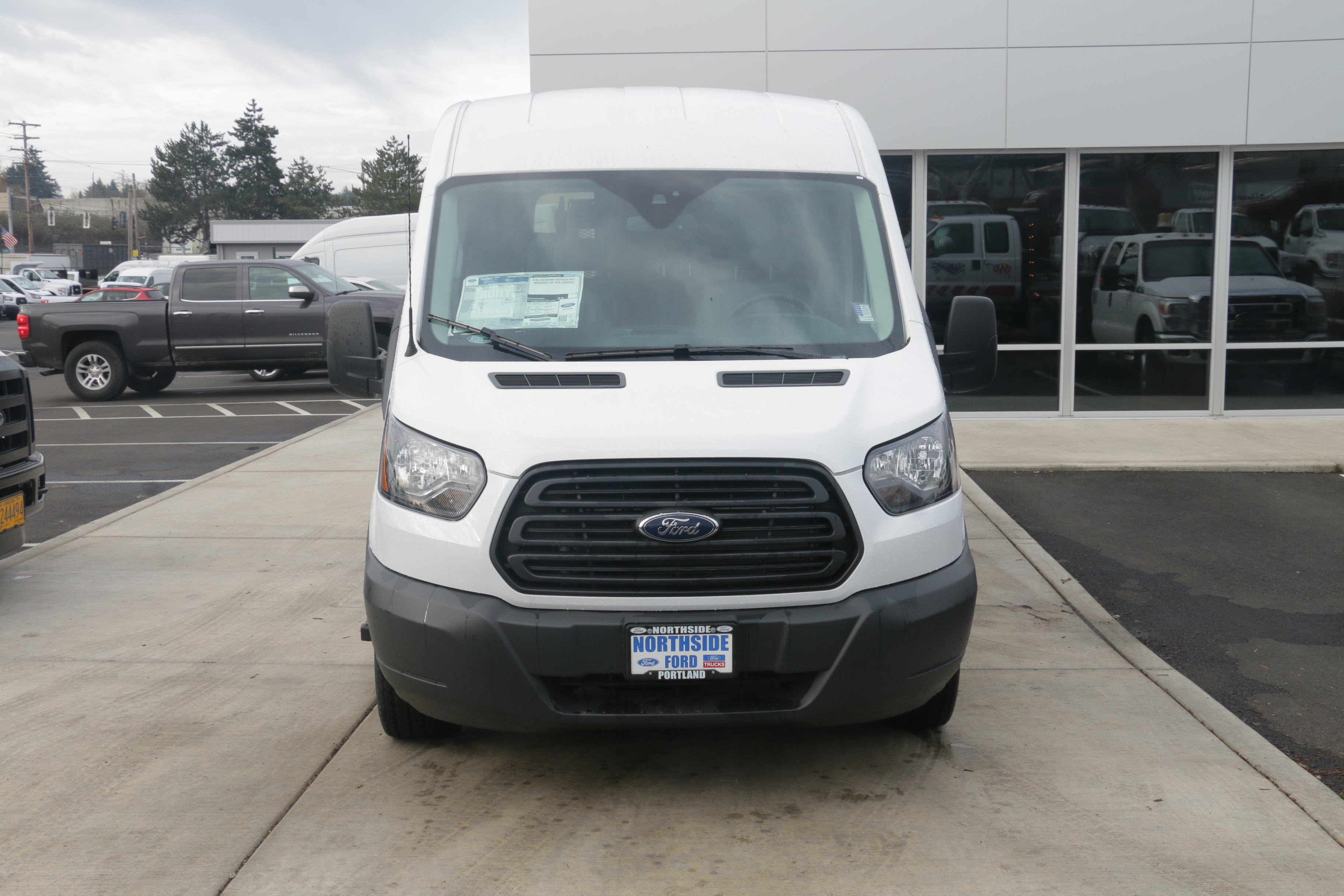 2015 Transit 350, Braun Industries Van Upfit #C54440 - photo 5