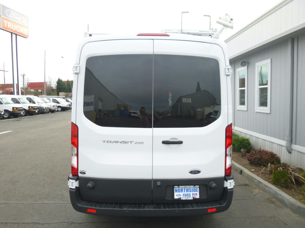 2016 Transit 250 Medium Roof, Cargo Van #C64107 - photo 5