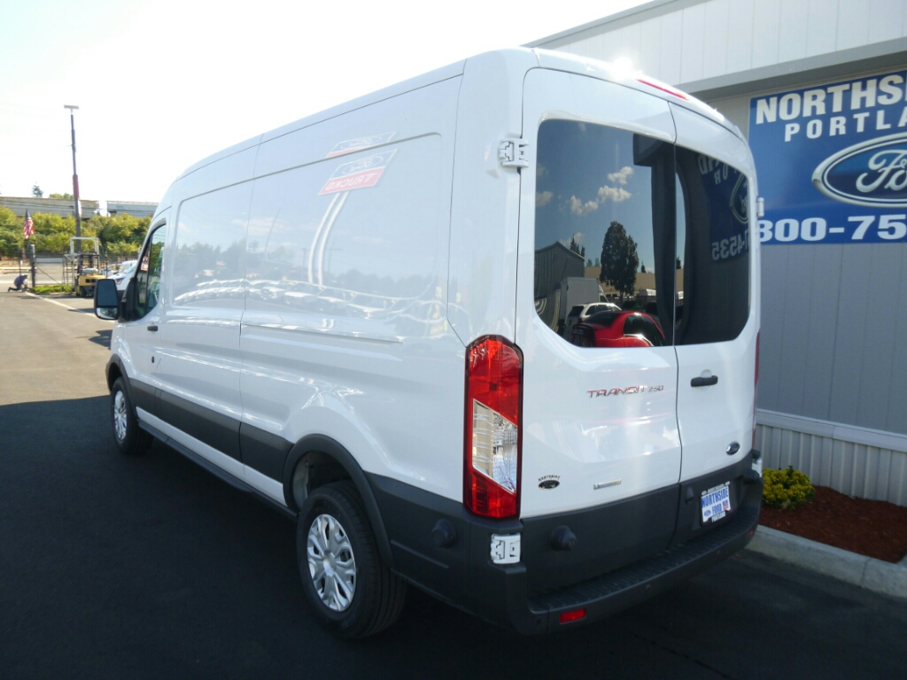 2016 Transit 250 Medium Roof, Cargo Van #C64169 - photo 2