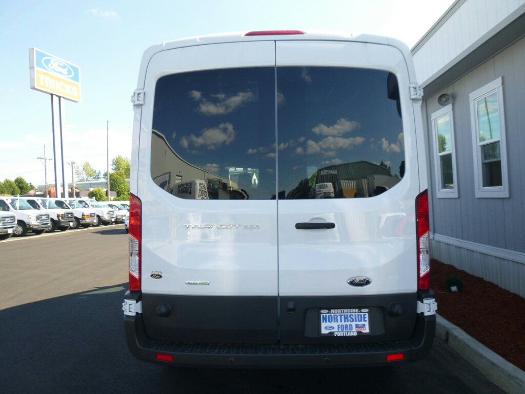 2016 Transit 250 Medium Roof, Cargo Van #C64169 - photo 4
