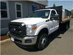 2016 F-350 Regular Cab DRW 4x4, Reading Platform Body #C64207 - photo 1
