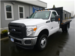 2016 F-350 Regular Cab DRW 4x4, Reading Platform Body #C64208 - photo 1
