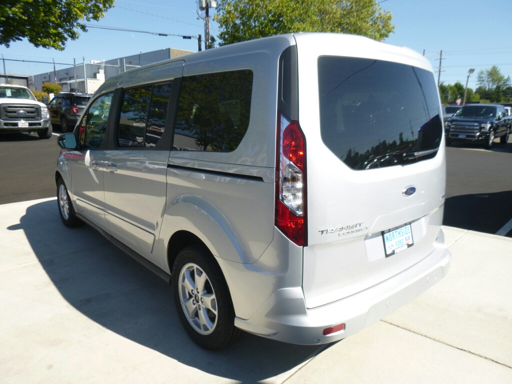 2016 Transit Connect, Passenger Wagon #C64412 - photo 2