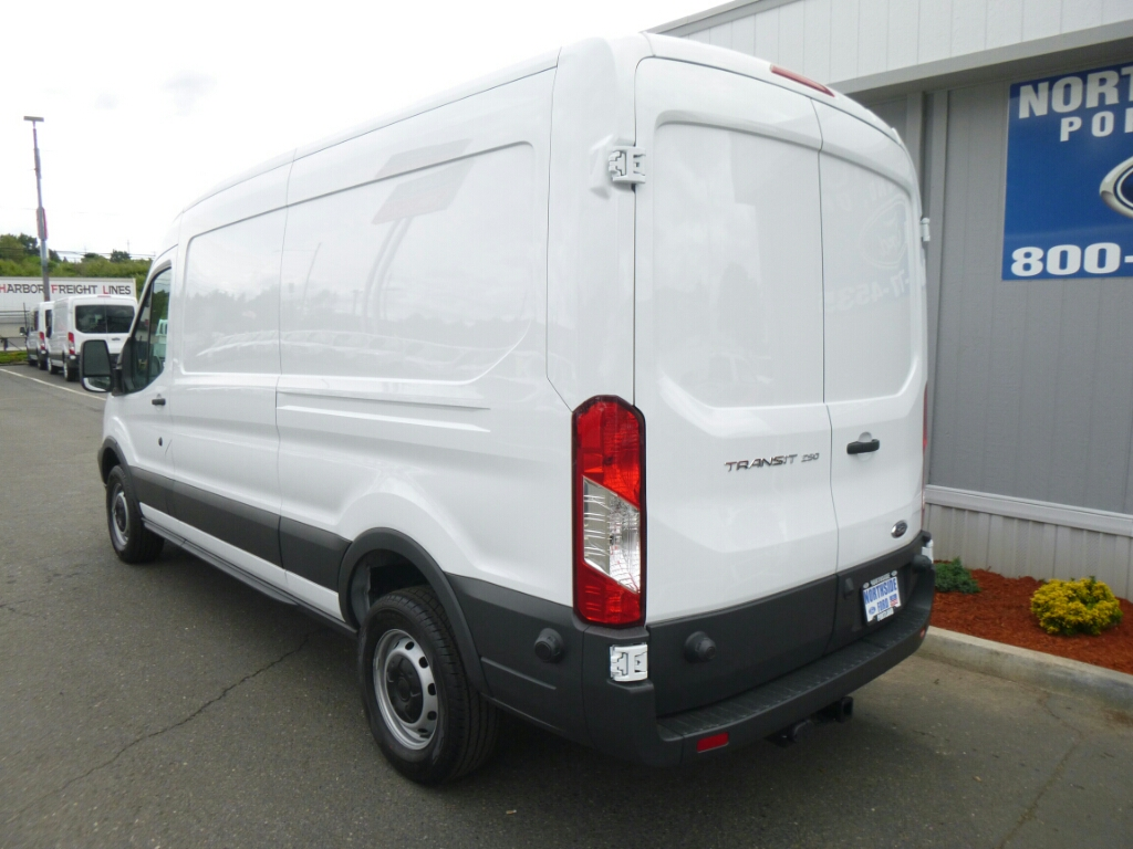 2016 Transit 250 Medium Roof, Cargo Van #C64462 - photo 2