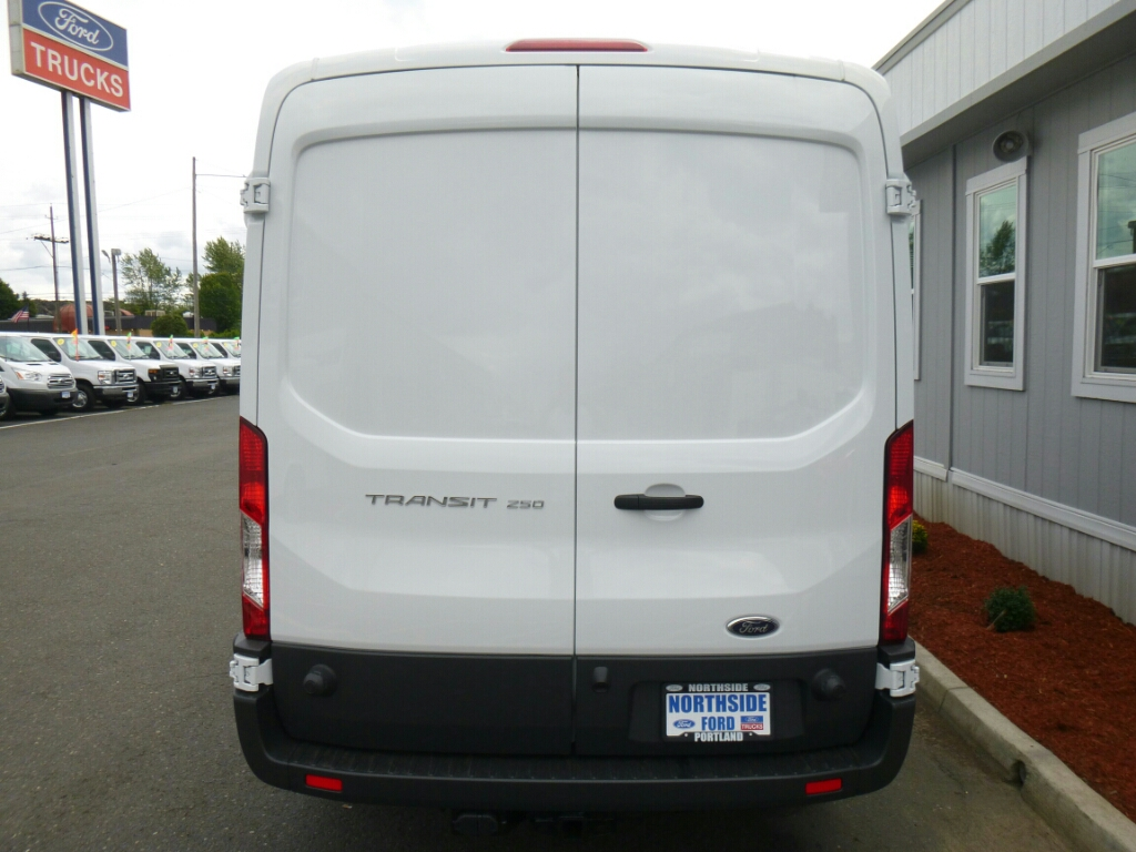 2016 Transit 250 Medium Roof, Cargo Van #C64462 - photo 4