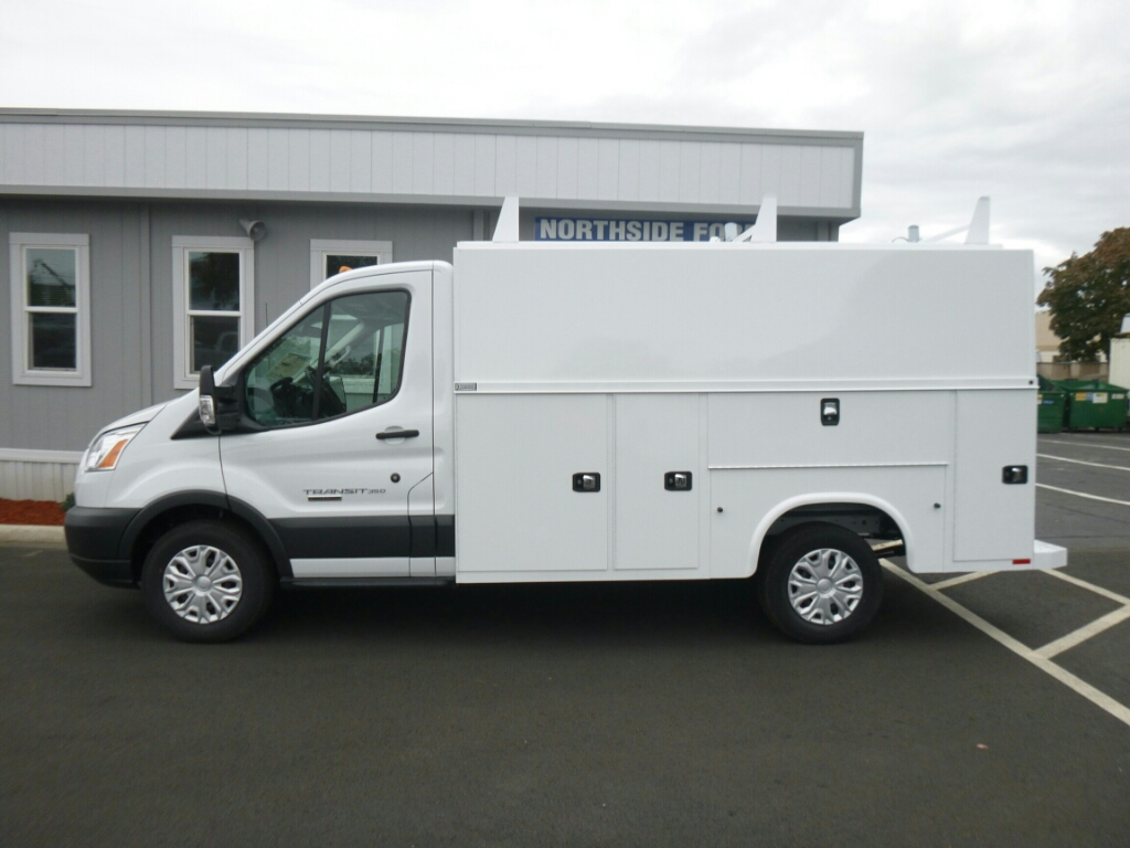 2016 Transit 250 Low Roof, Knapheide Service Utility Van #C64495 - photo 3