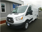 2016 Transit 250 Low Roof, Knapheide Service Utility Van #C64495 - photo 1