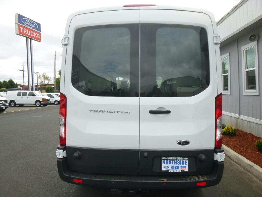 2016 Transit 250 Medium Roof, Cargo Van #C64582 - photo 4