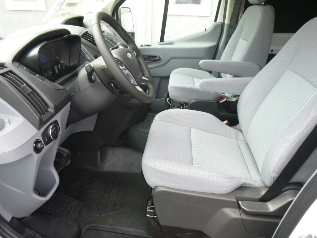 2016 Transit 250 Medium Roof, Cargo Van #C64582 - photo 9