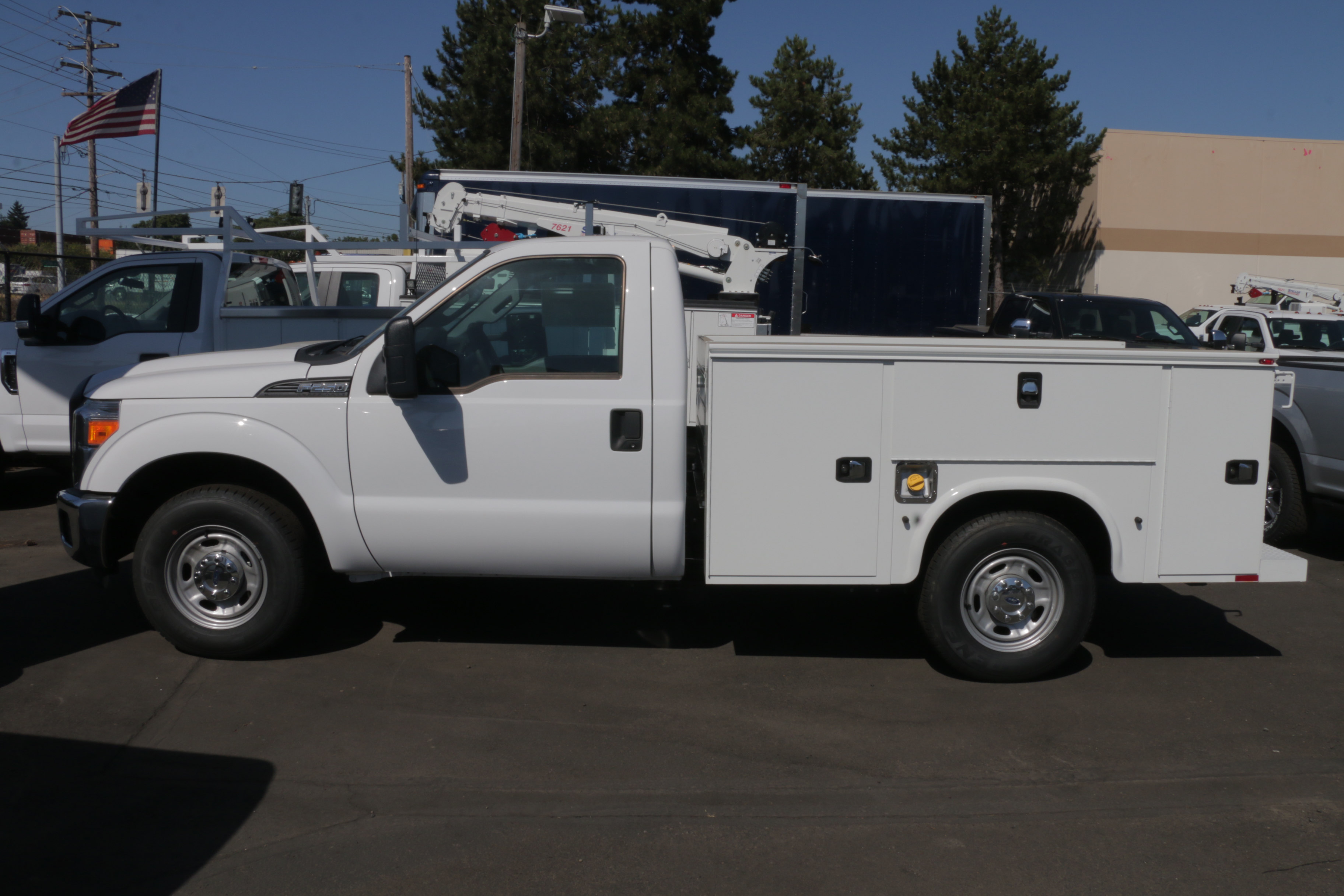 2016 F-250 Regular Cab, Service Body #C64988 - photo 2