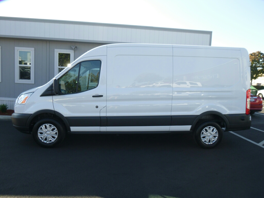 2017 Transit 250 Medium Roof, Cargo Van #C74492 - photo 3