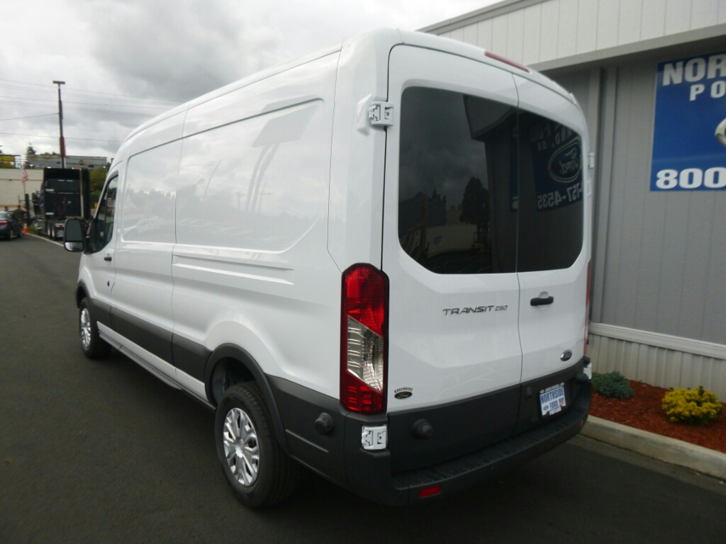 2017 Transit 250 Medium Roof, Cargo Van #C74493 - photo 2