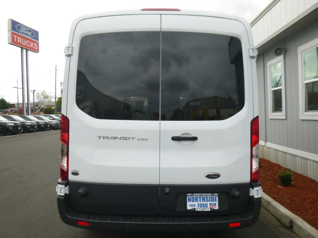 2017 Transit 250 Medium Roof, Cargo Van #C74493 - photo 4