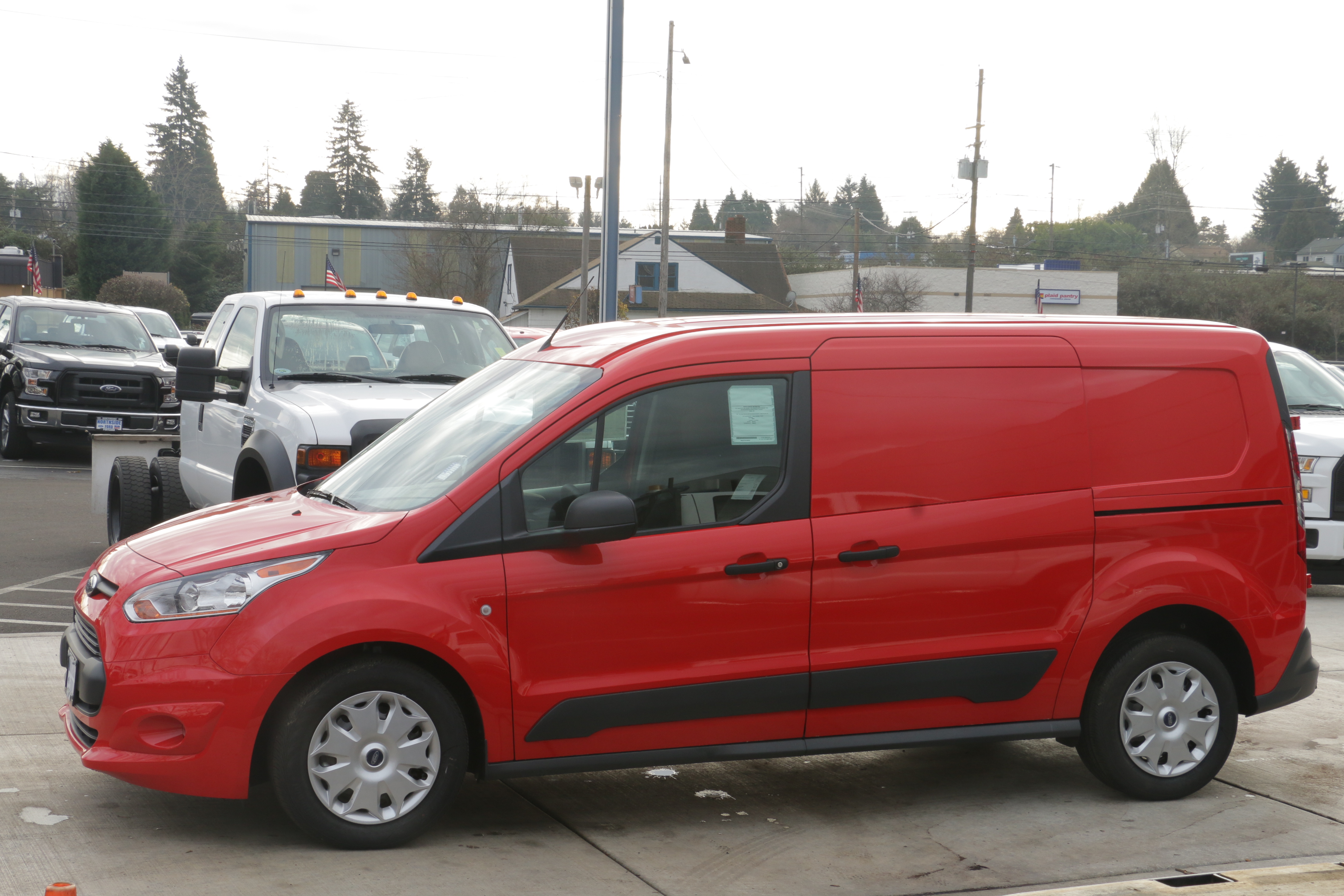 2017 Transit Connect, Cargo Van #C74503 - photo 5