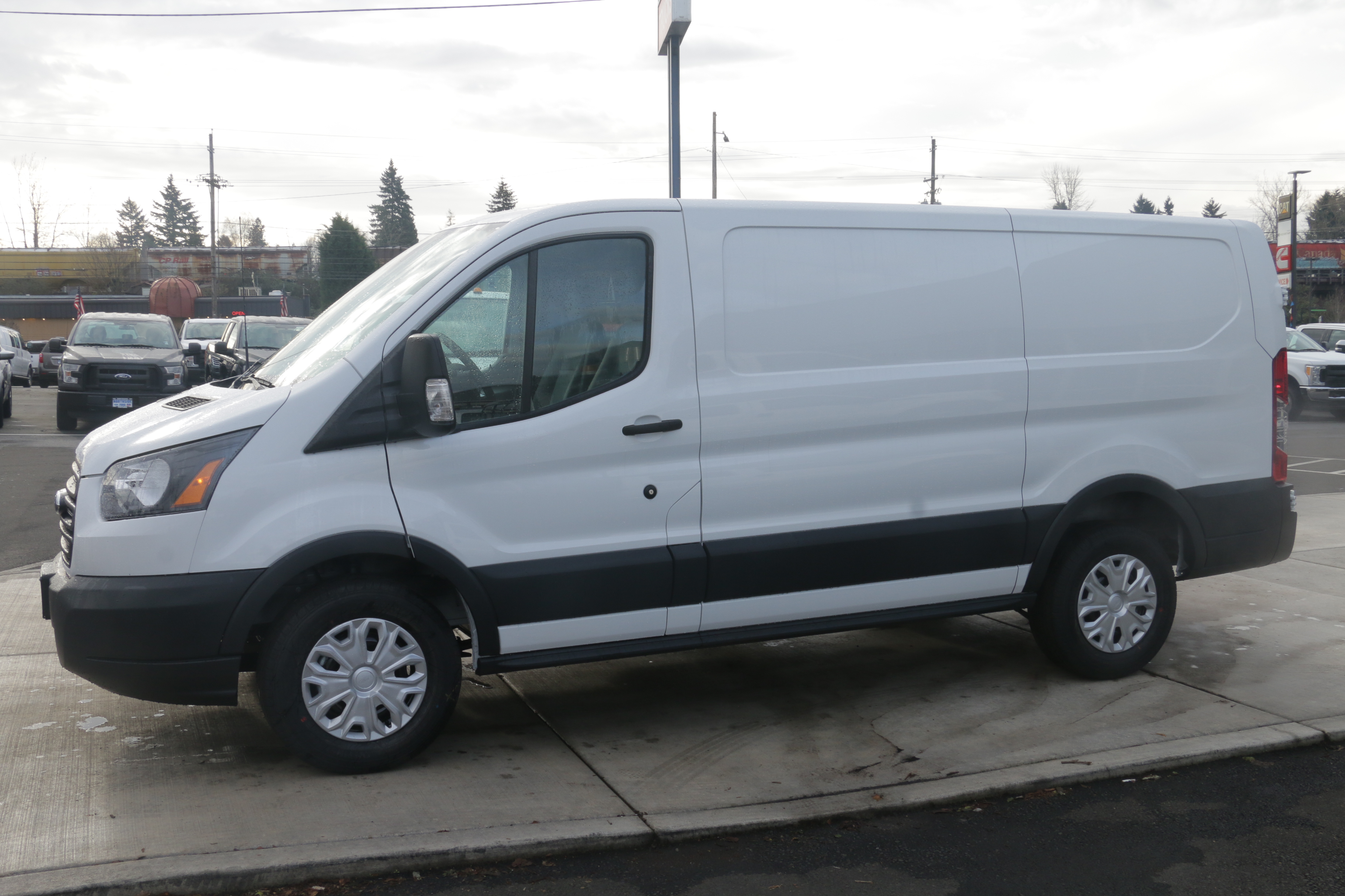 2017 Transit 150 Low Roof, Cargo Van #C74520 - photo 5