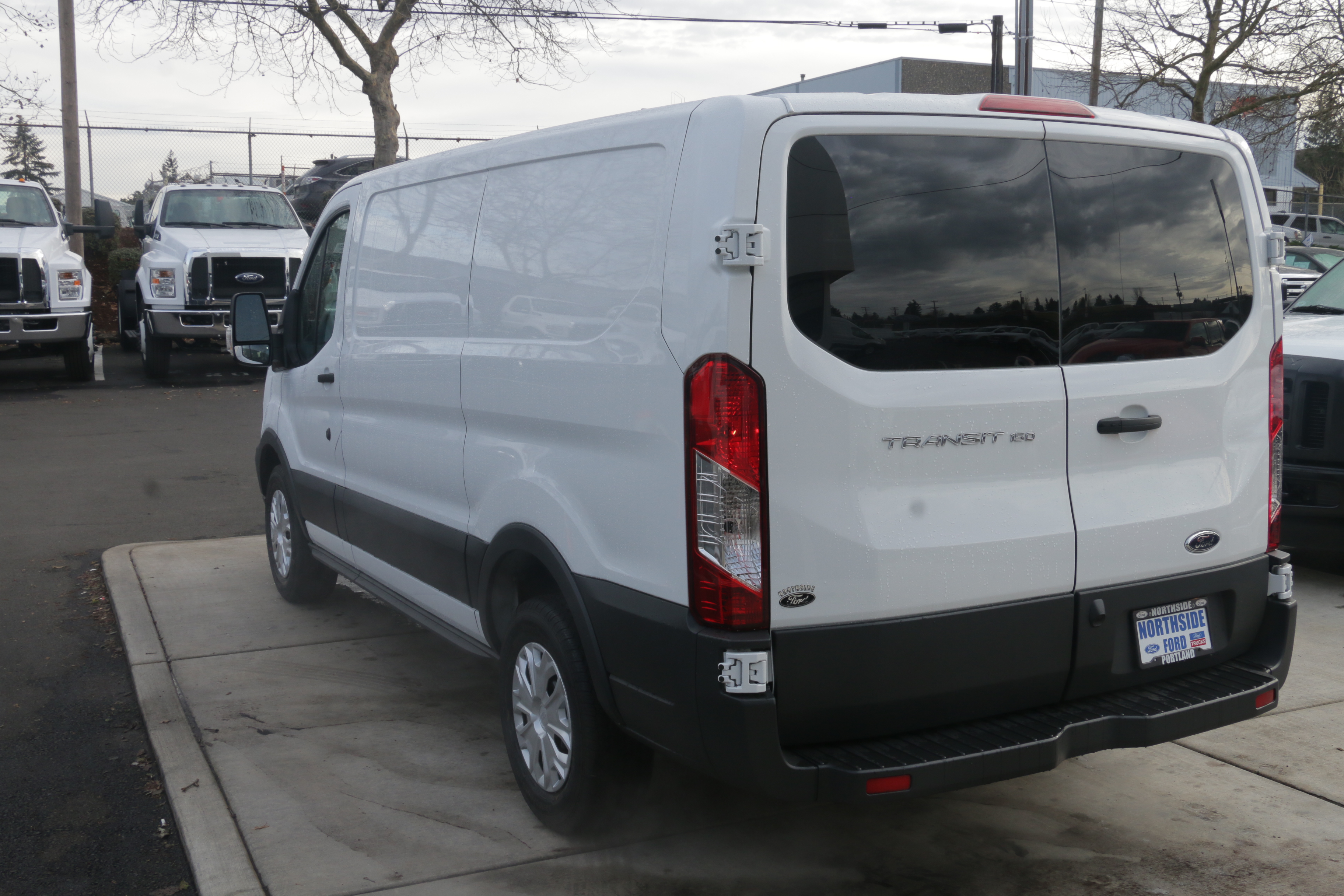2017 Transit 150 Low Roof, Cargo Van #C74520 - photo 2