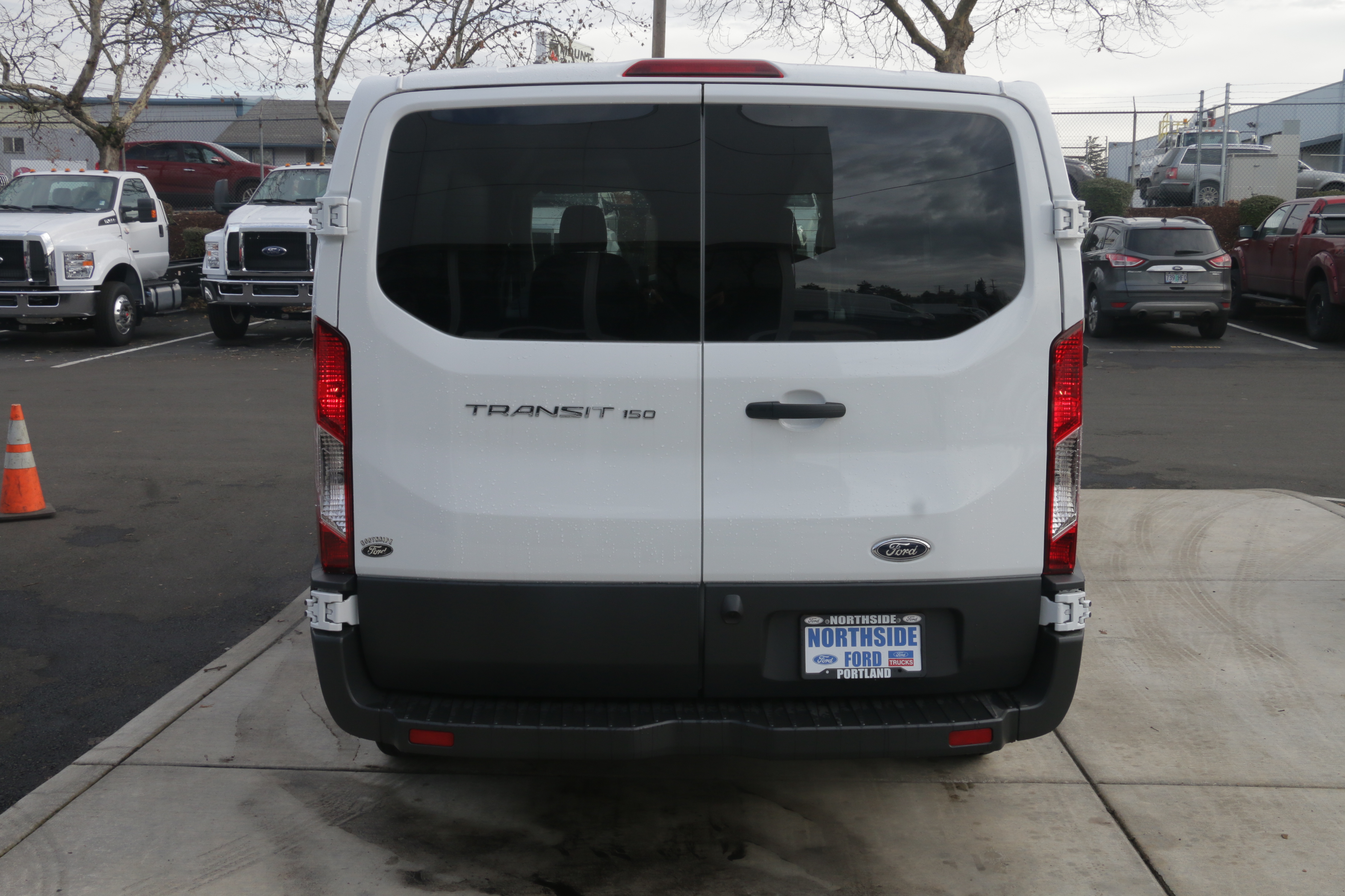 2017 Transit 150 Low Roof, Cargo Van #C74520 - photo 6