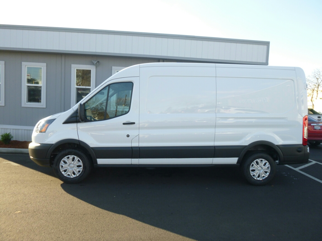 2017 Transit 250 Medium Roof, Cargo Van #C74565 - photo 3