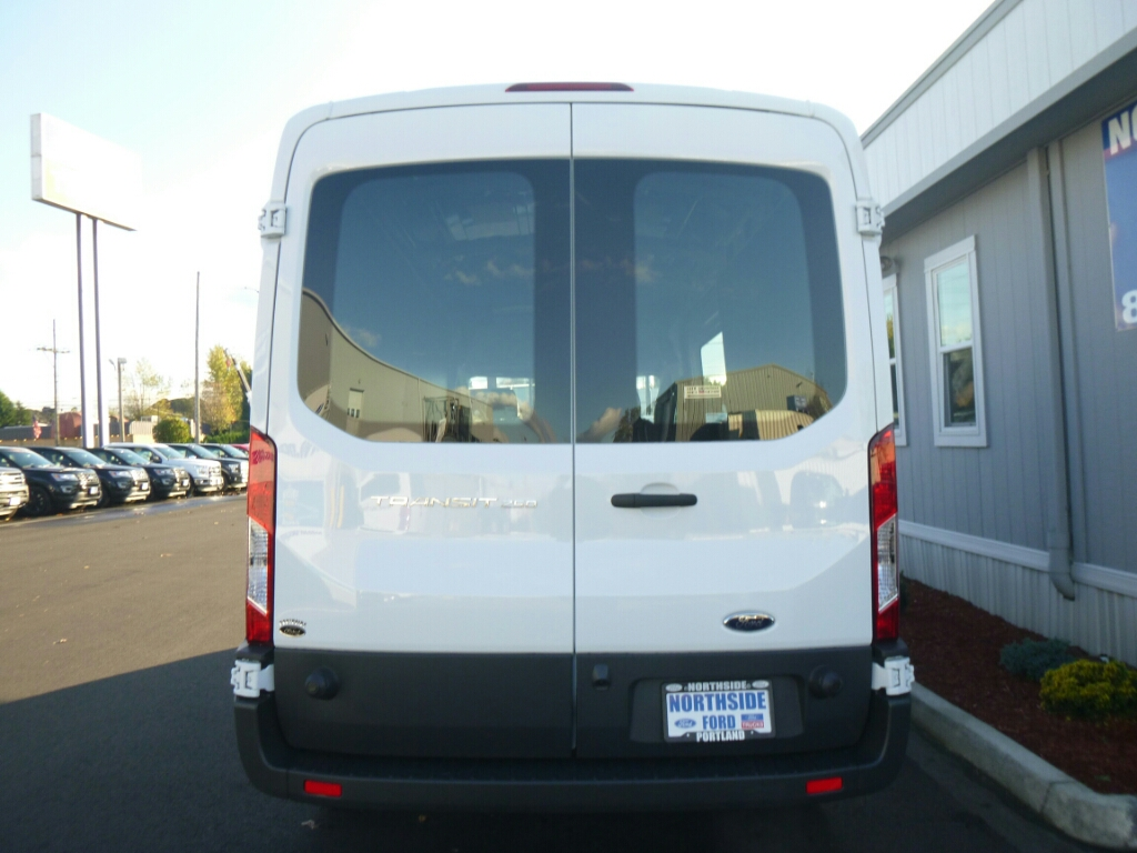 2017 Transit 250 Medium Roof, Cargo Van #C74565 - photo 4
