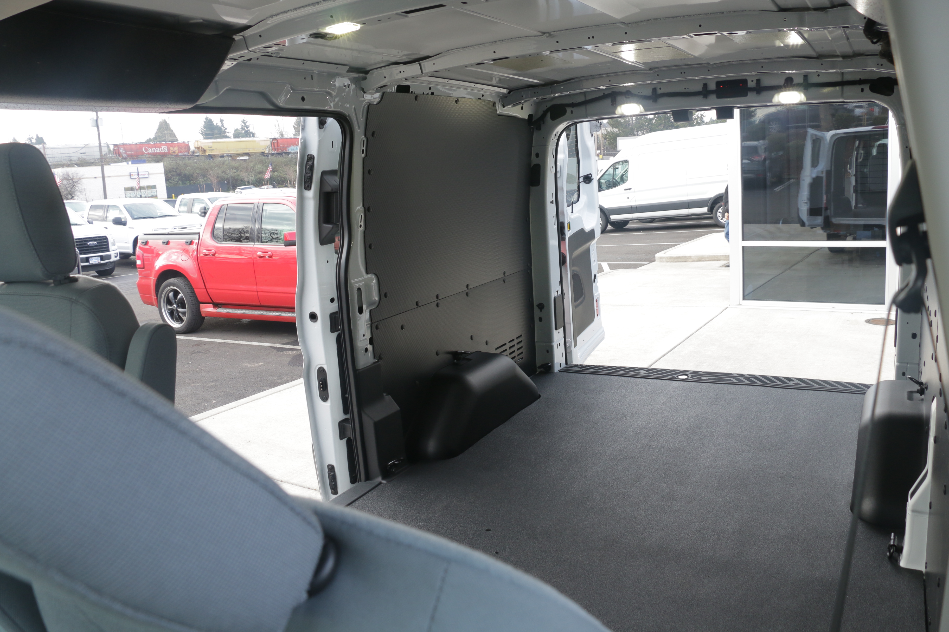 2017 Transit 150 Low Roof, Cargo Van #C74633 - photo 14