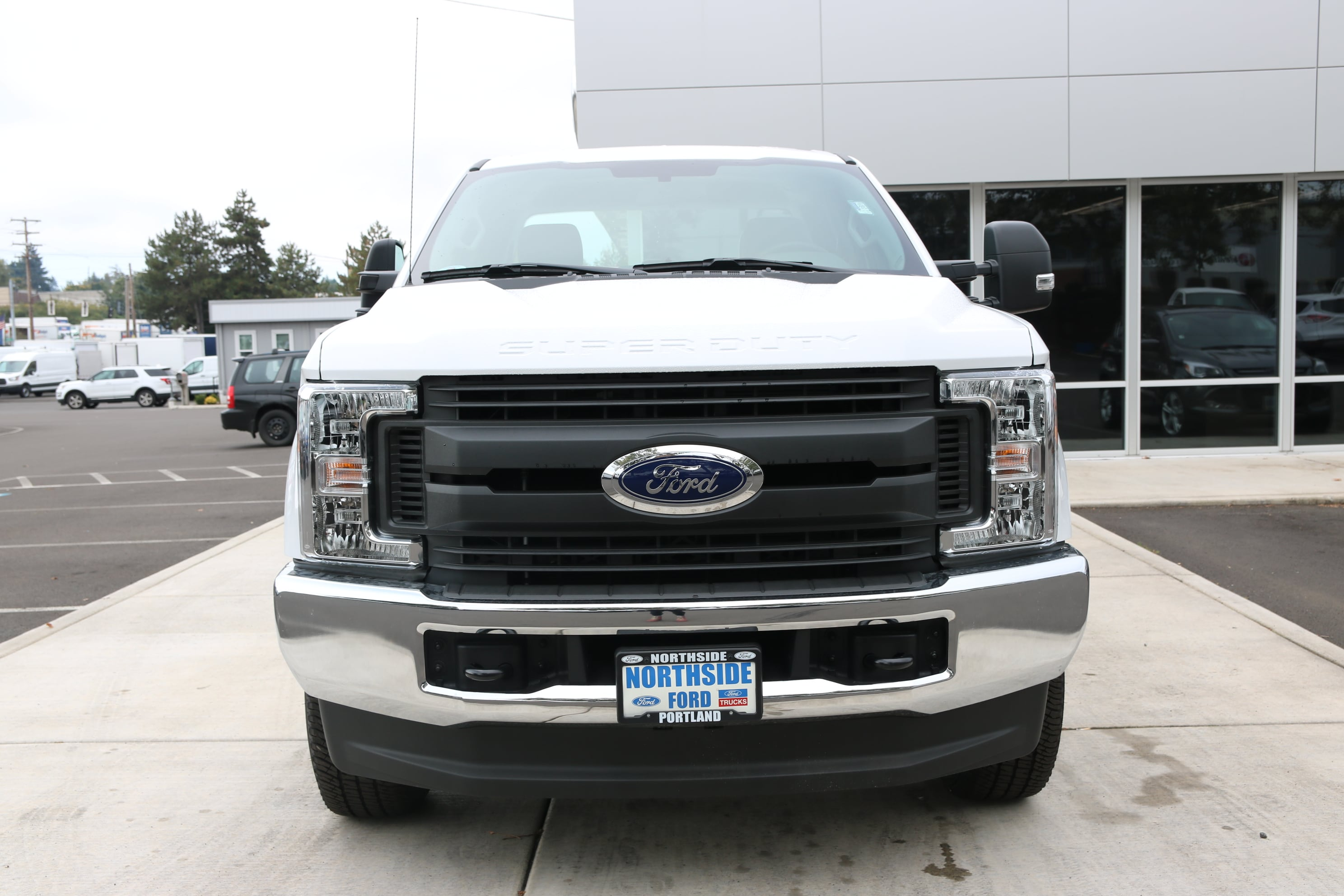 2017 F-250 Super Cab 4x4, Pickup #C74684 - photo 4