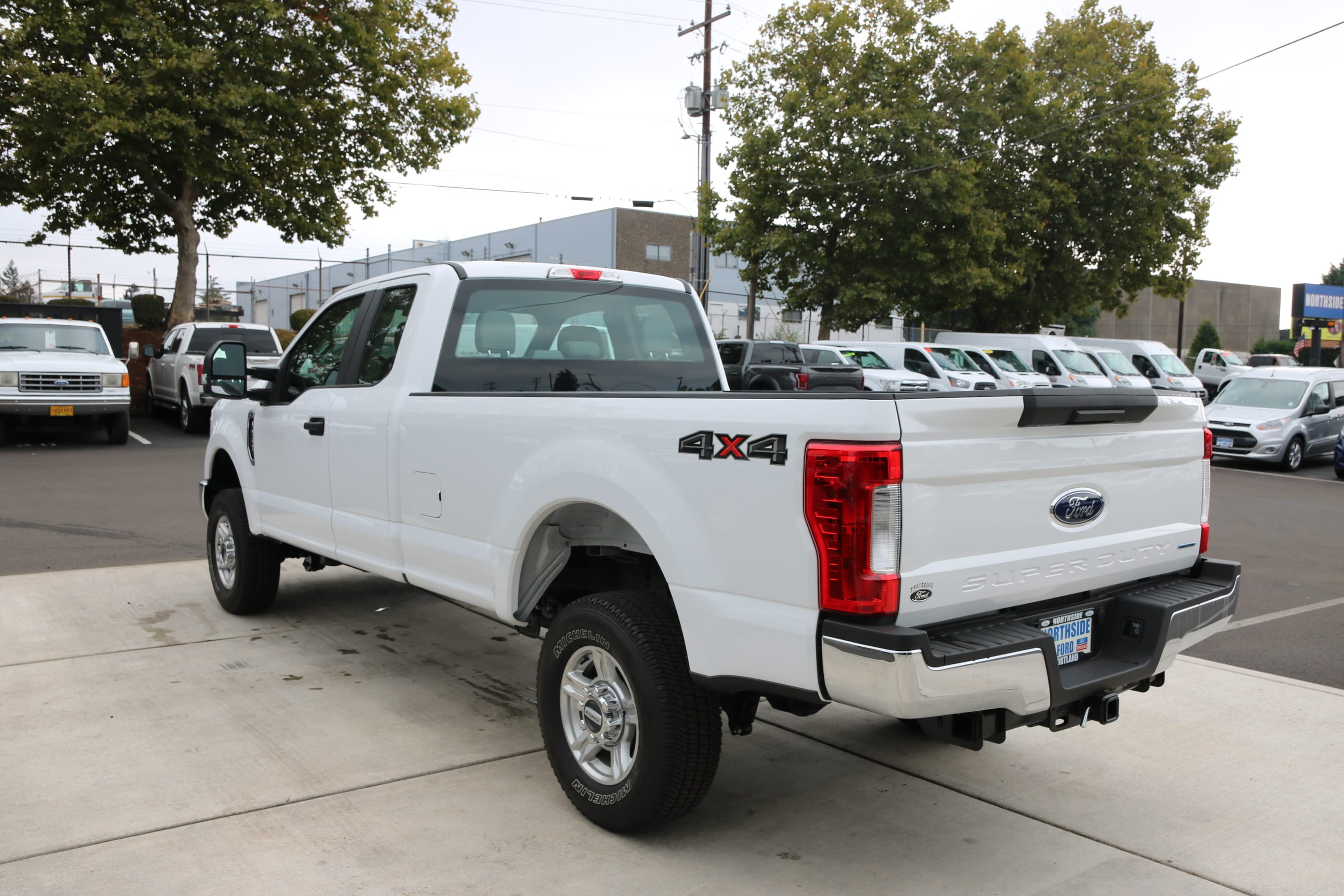 2017 F-250 Super Cab 4x4 Pickup #C74684 - photo 2