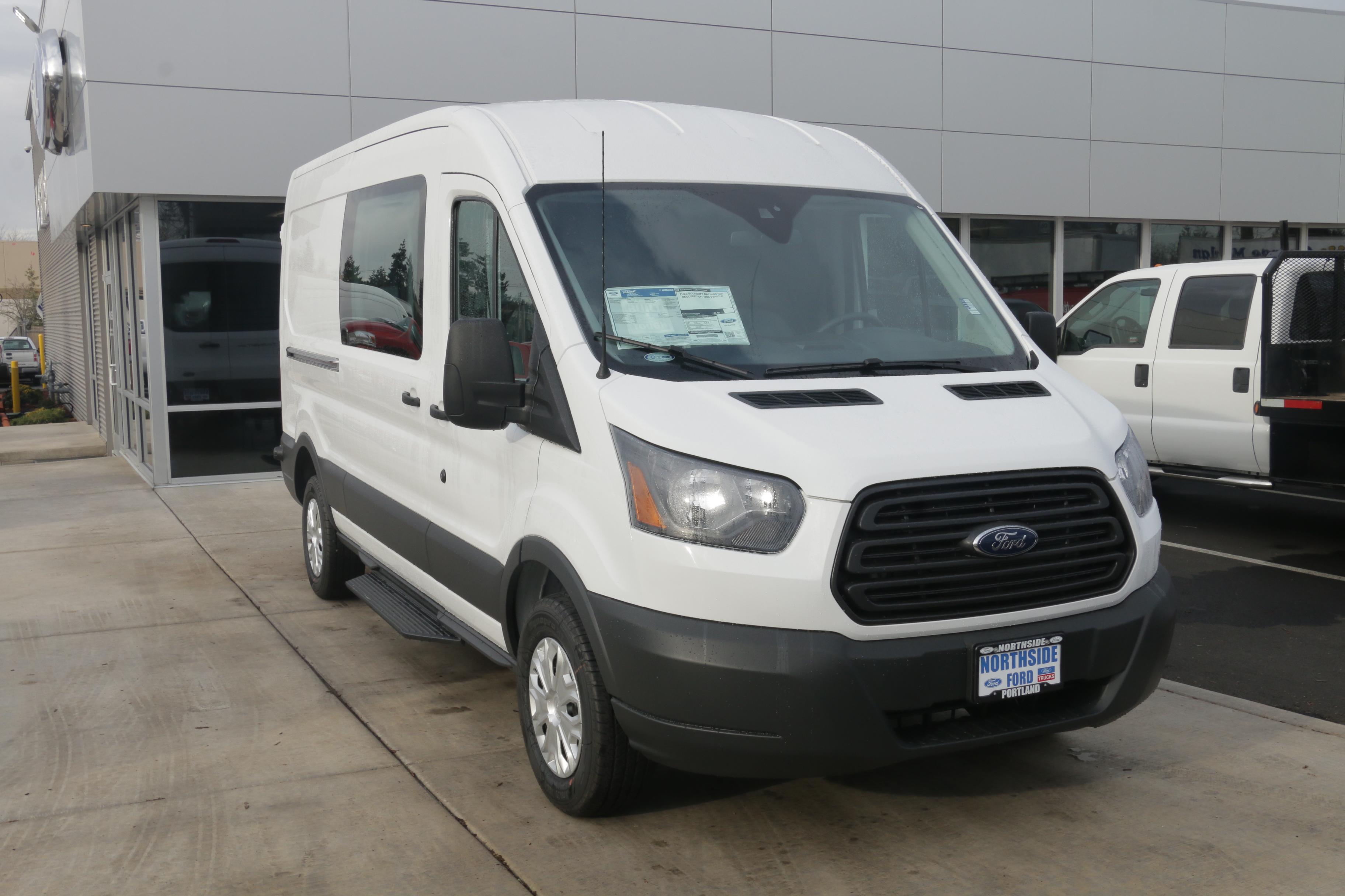 2017 Transit 250 Medium Roof, Cargo Van #C74688 - photo 3